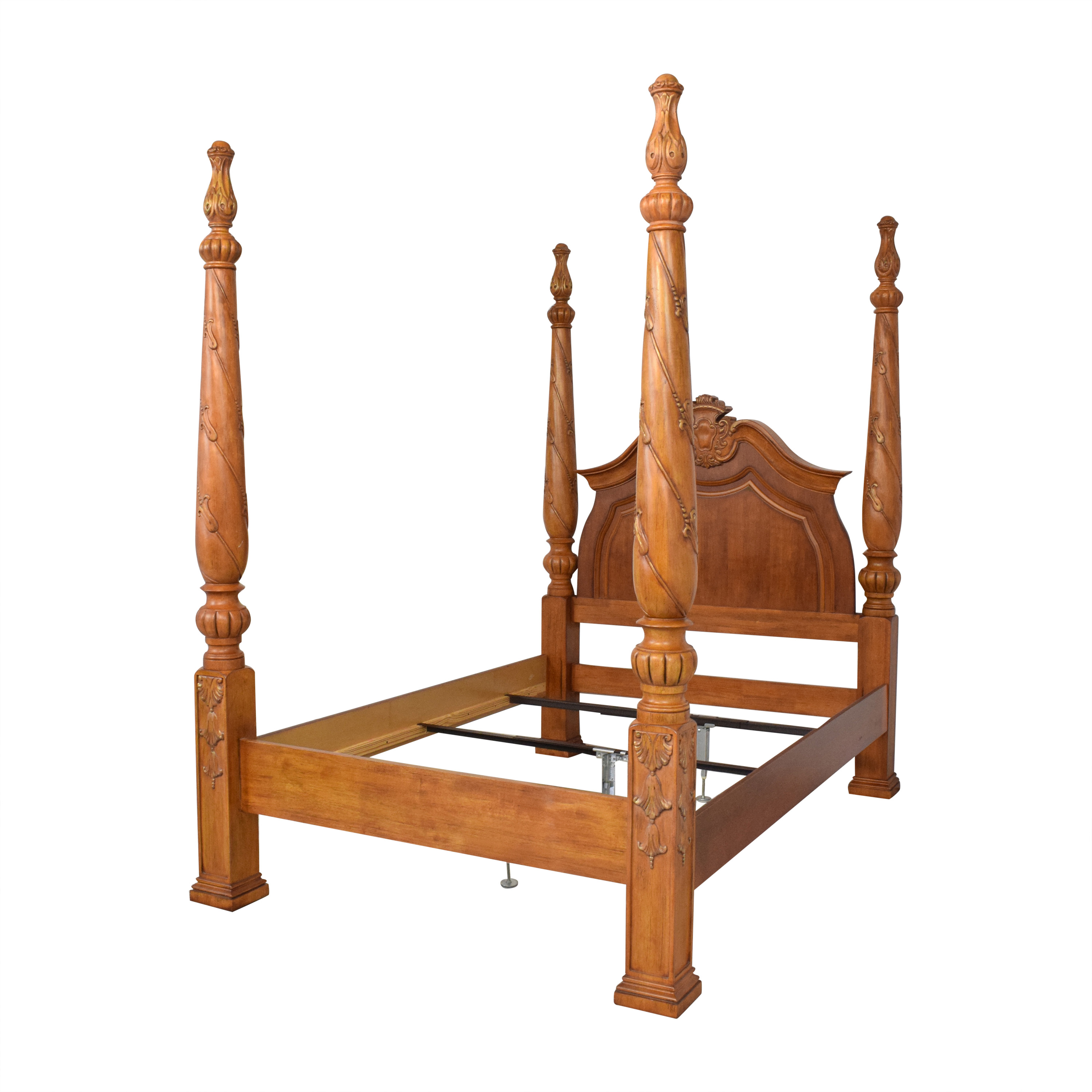 Four Poster Queen Bed price