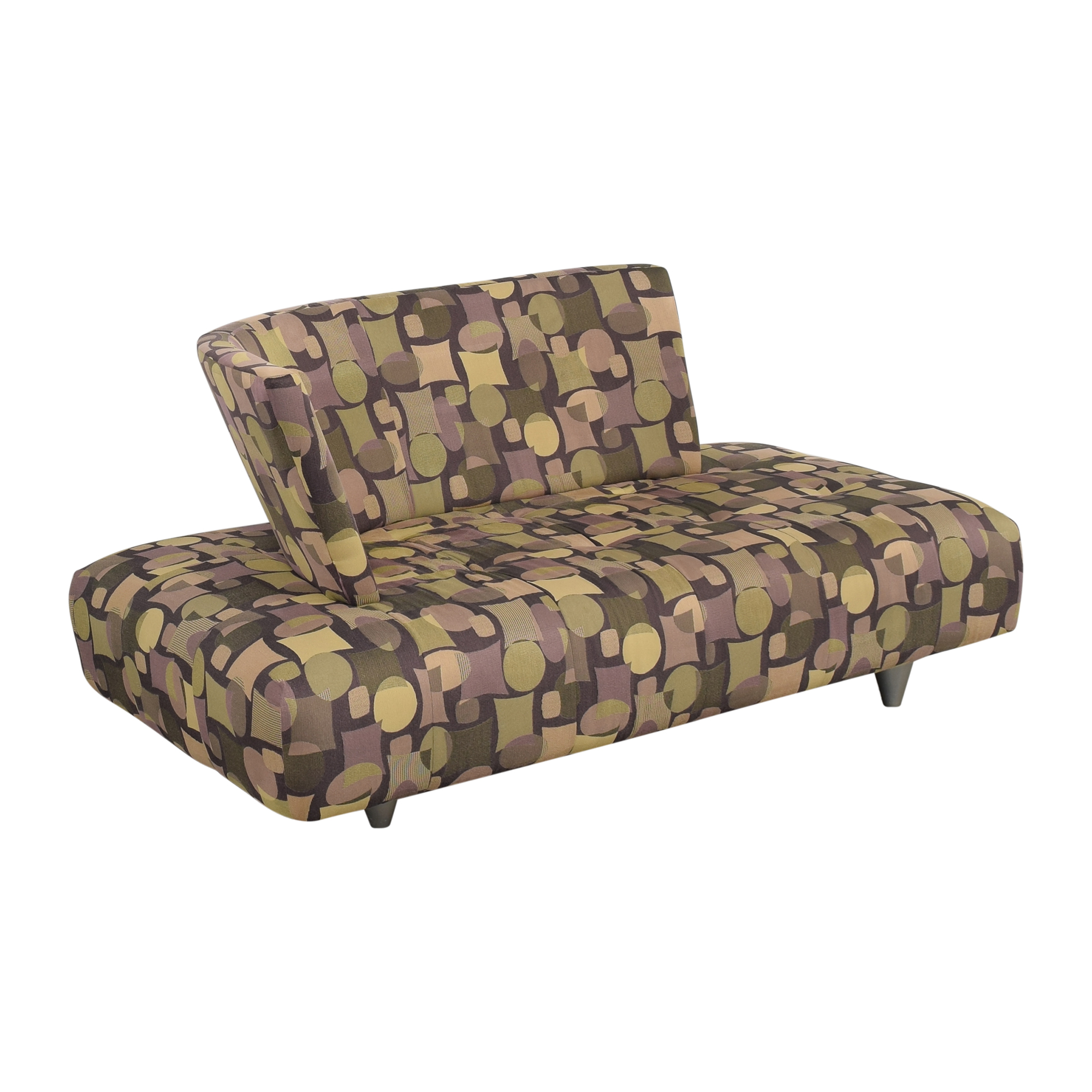 Retro Style Chaise Lounge