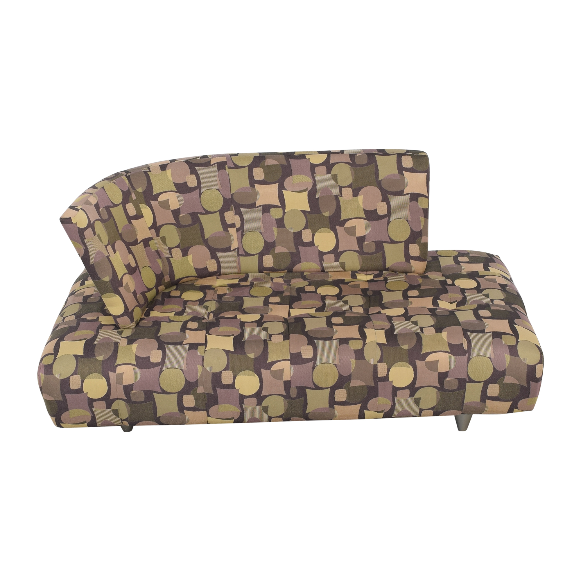 buy Retro Style Chaise Lounge  Sofas