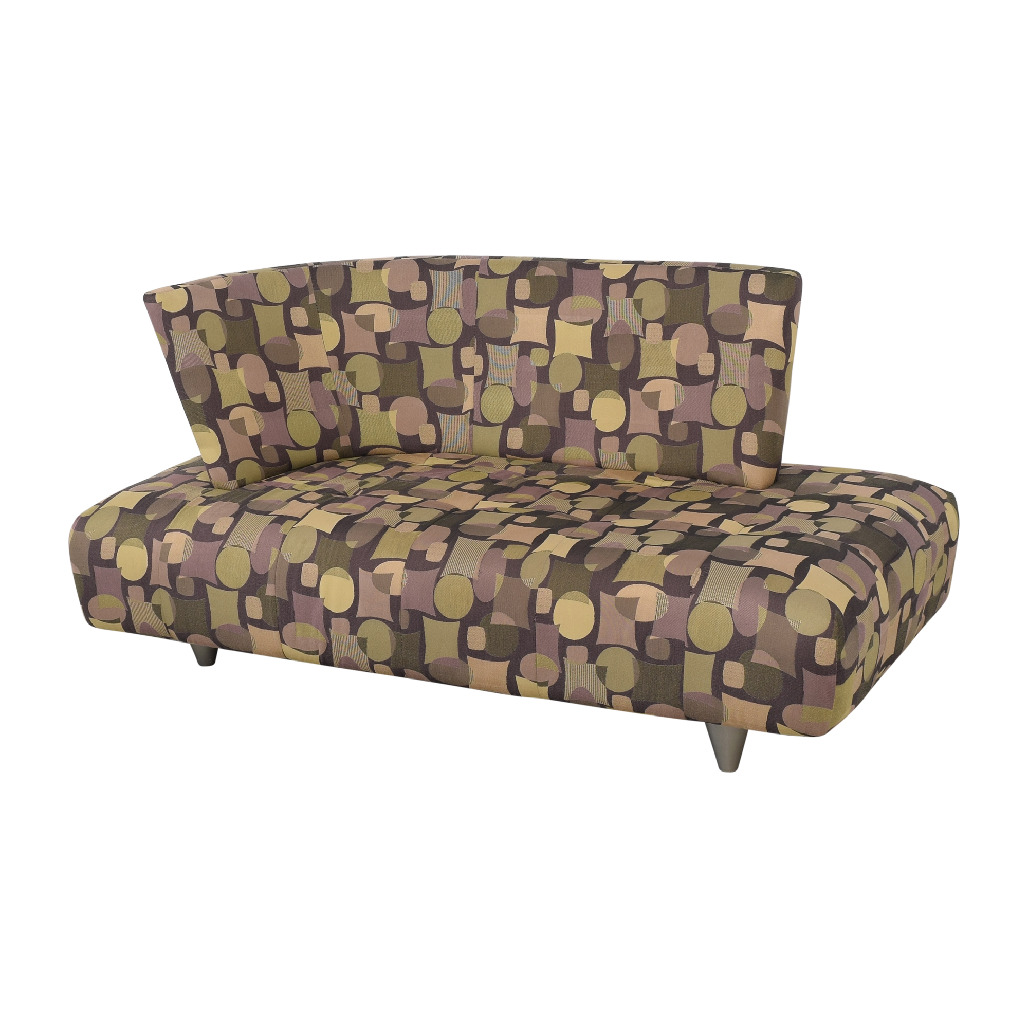 Retro Style Chaise Lounge sale