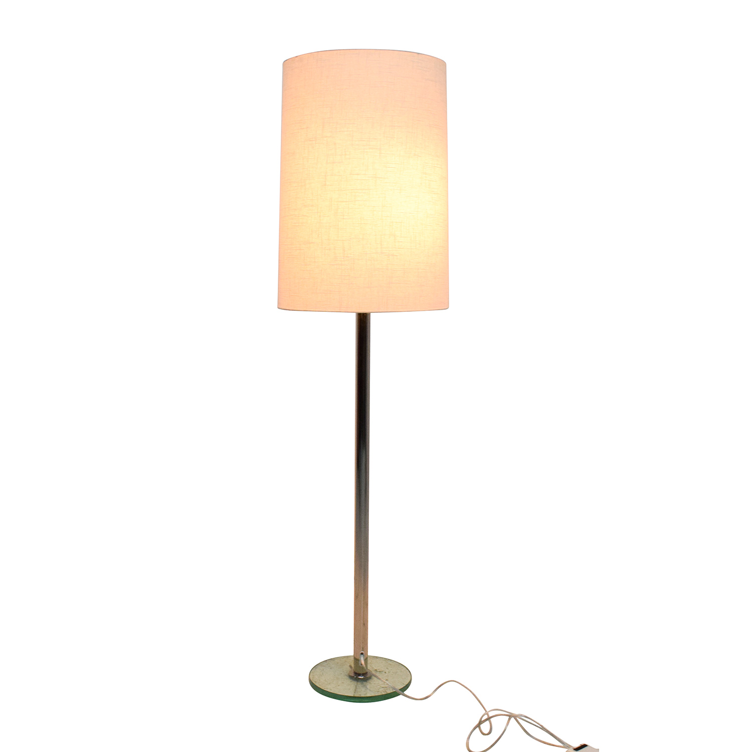 ... Crate U0026 Barrel Crate U0026 Barrel Claire Floor Lamp ...