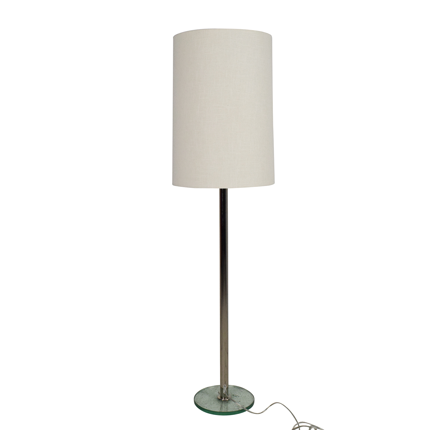 Crate & Barrel Crate & Barrel Claire Floor Lamp ... - 70% OFF - Crate & Barrel Crate & Barrel Claire Floor Lamp / Decor