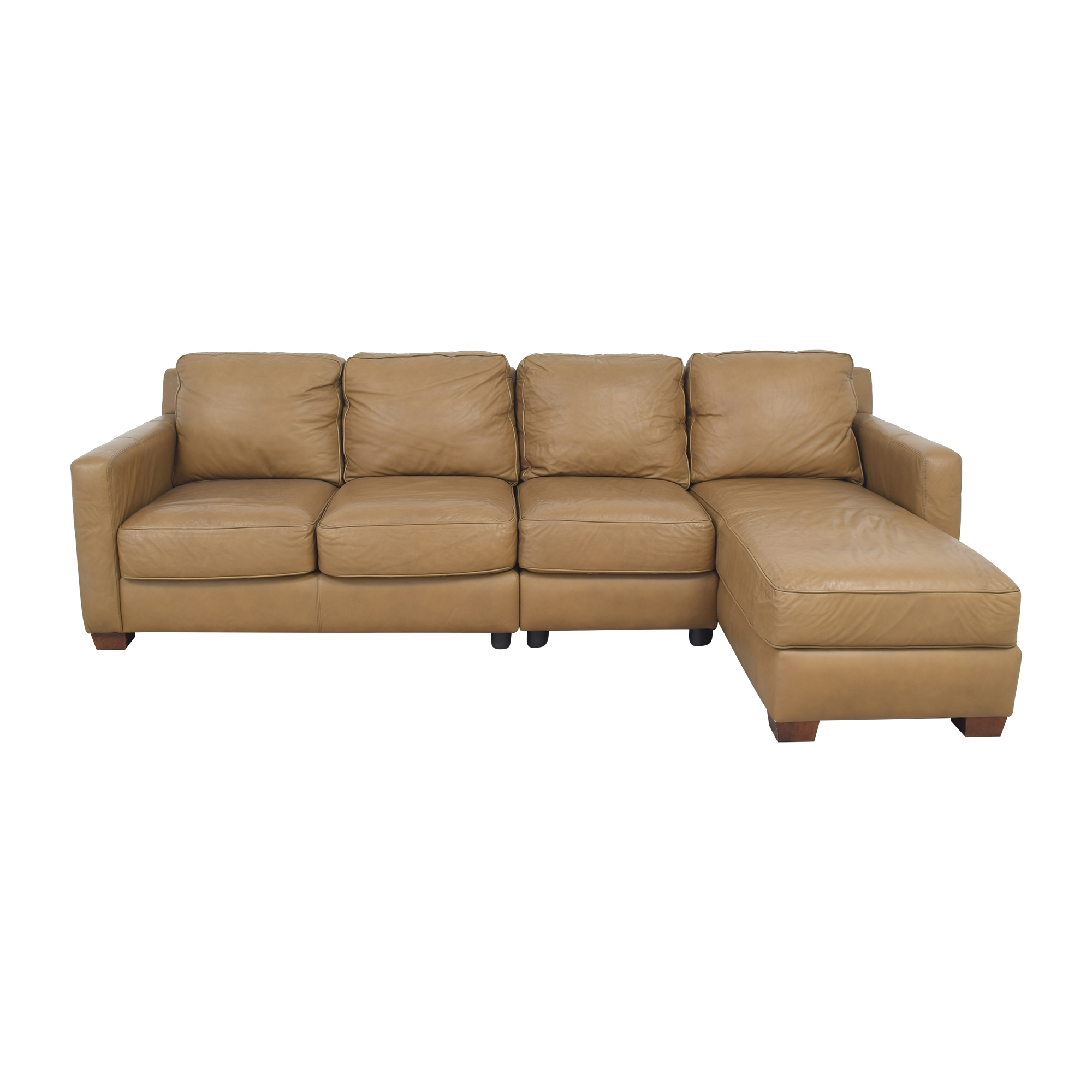Thomasville Thomasville Chaise Sectional Sofa nj