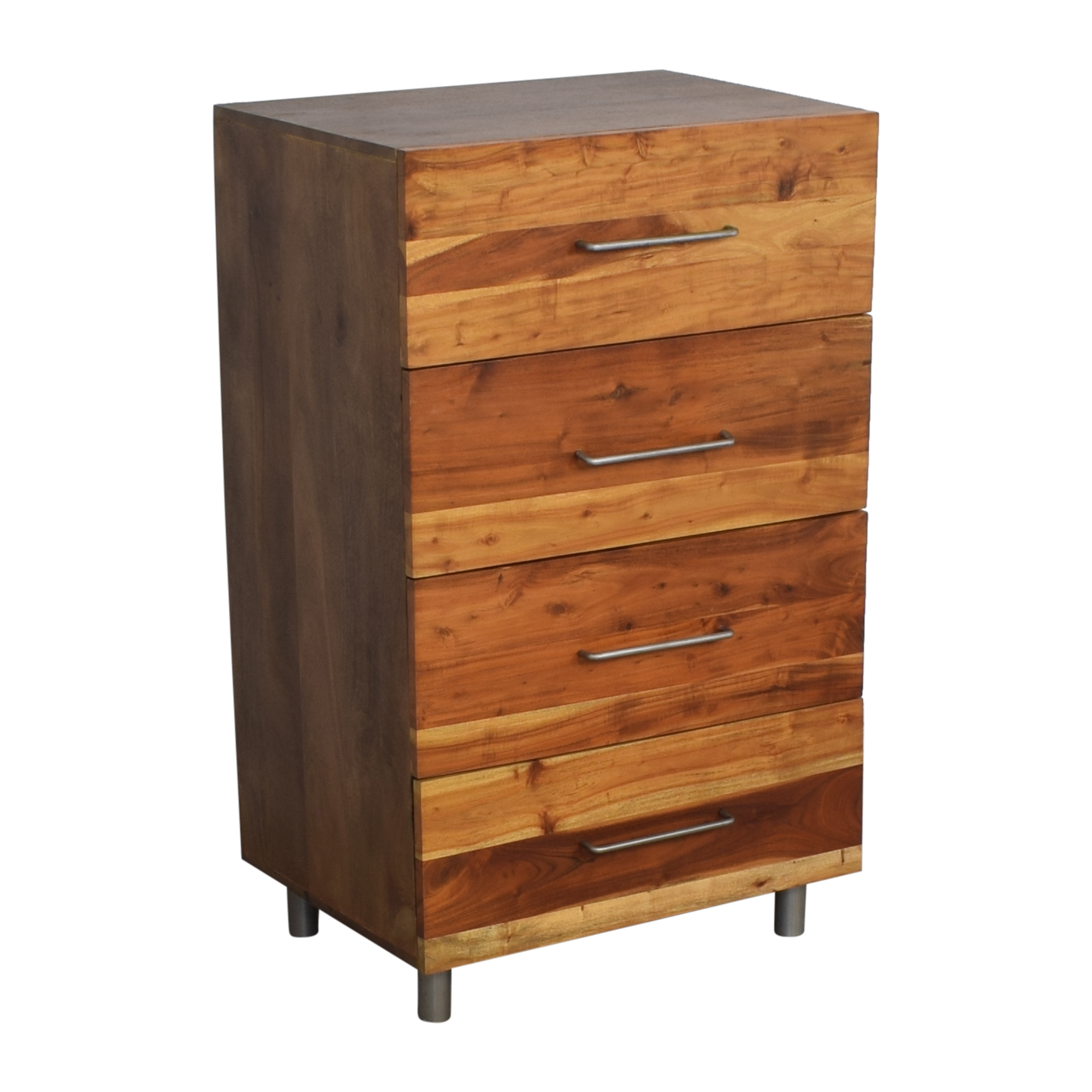 shop CB2 Acacia Chest CB2 Dressers