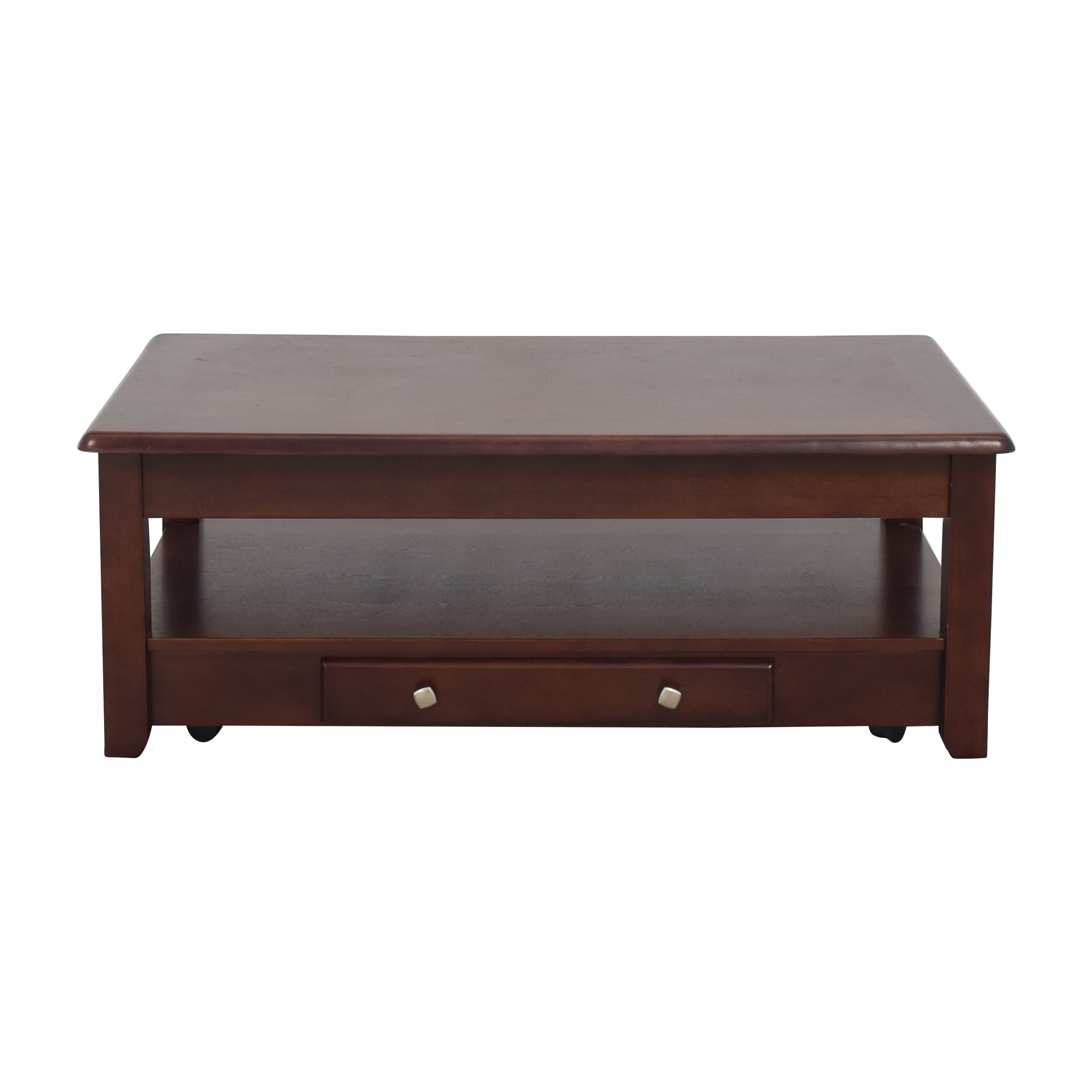 Raymour & Flanigan Storage Coffee Table / Tables