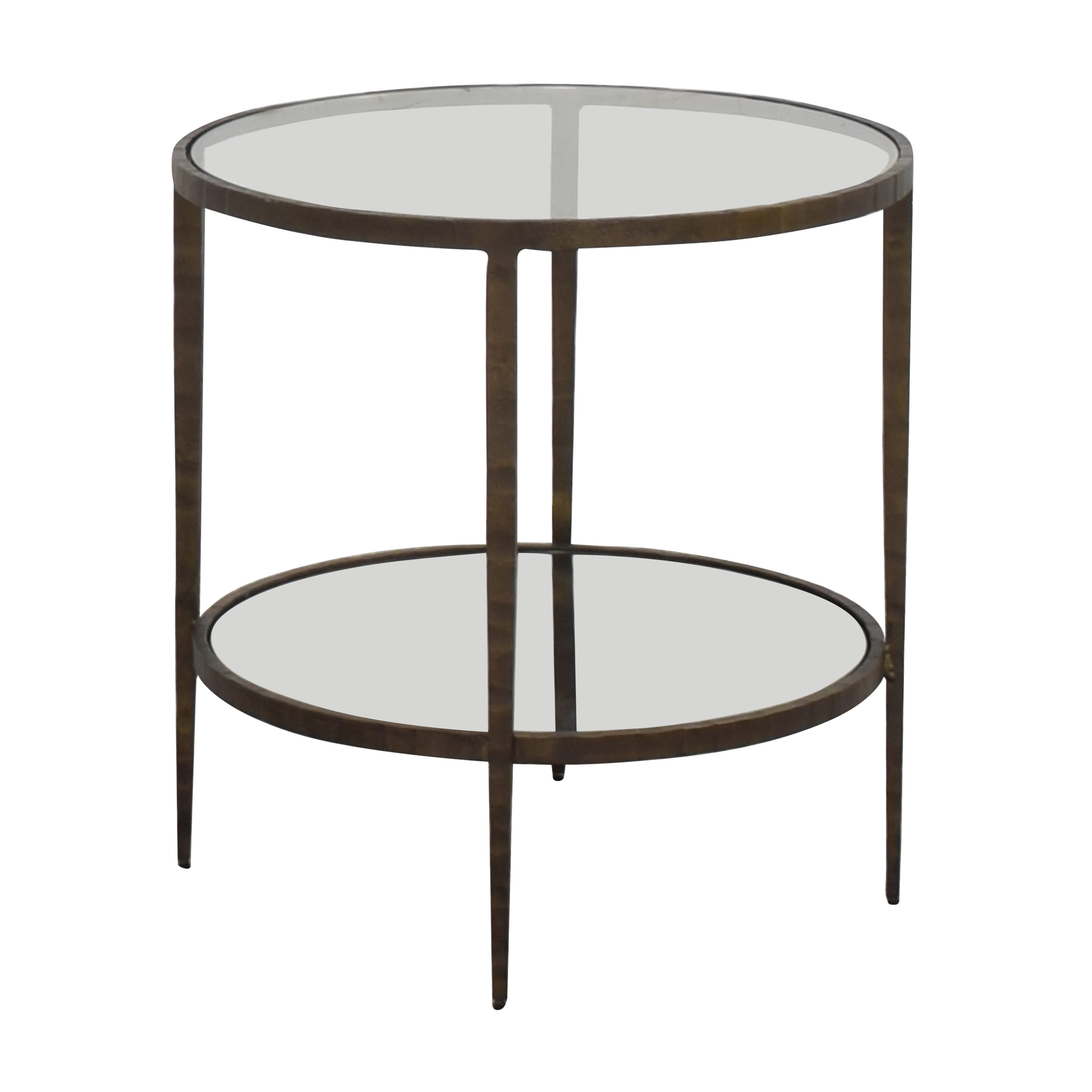 Crate & Barrel Crate & Barrel Clairemont Side Table second hand