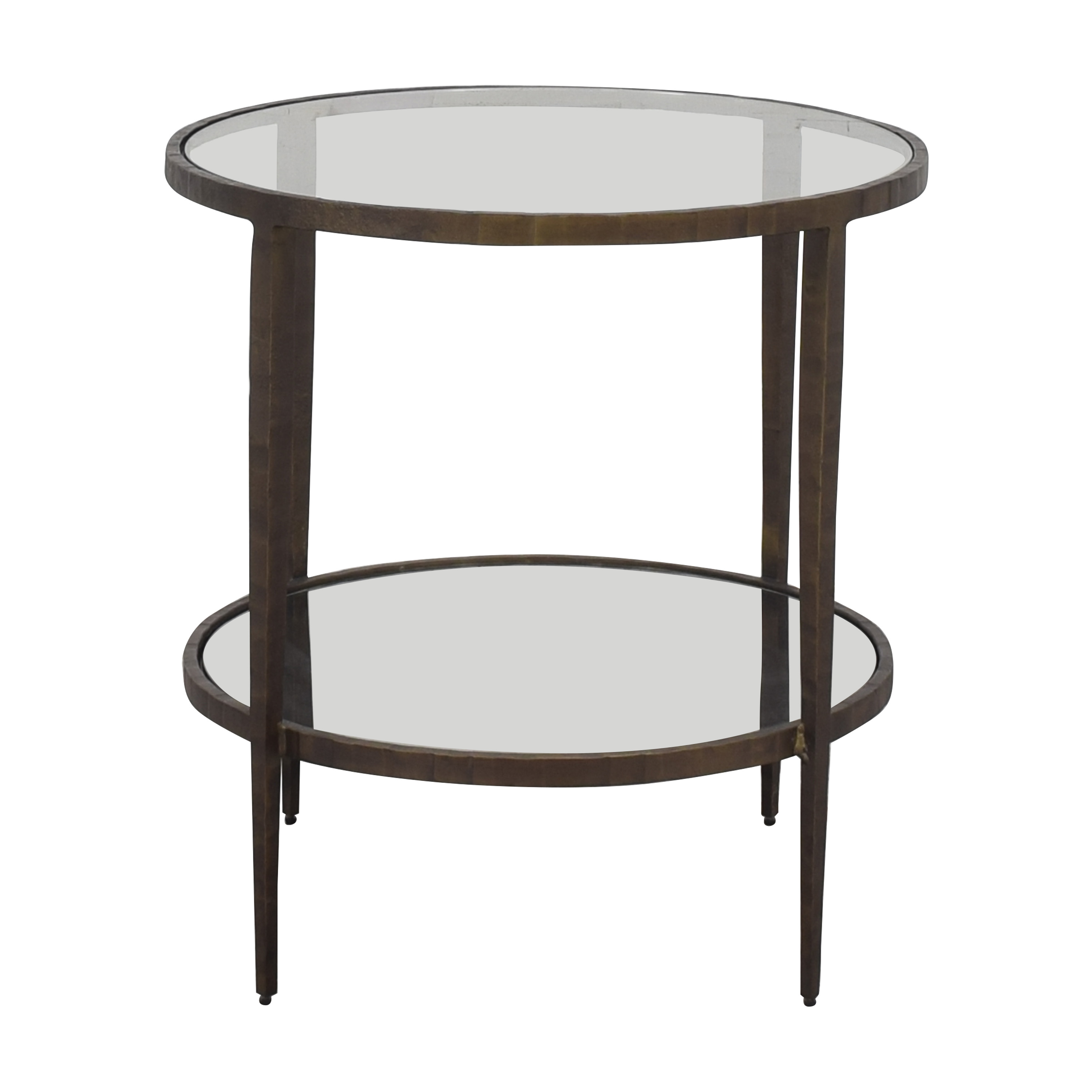 Crate & Barrel Crate & Barrel Clairemont Side Table coupon