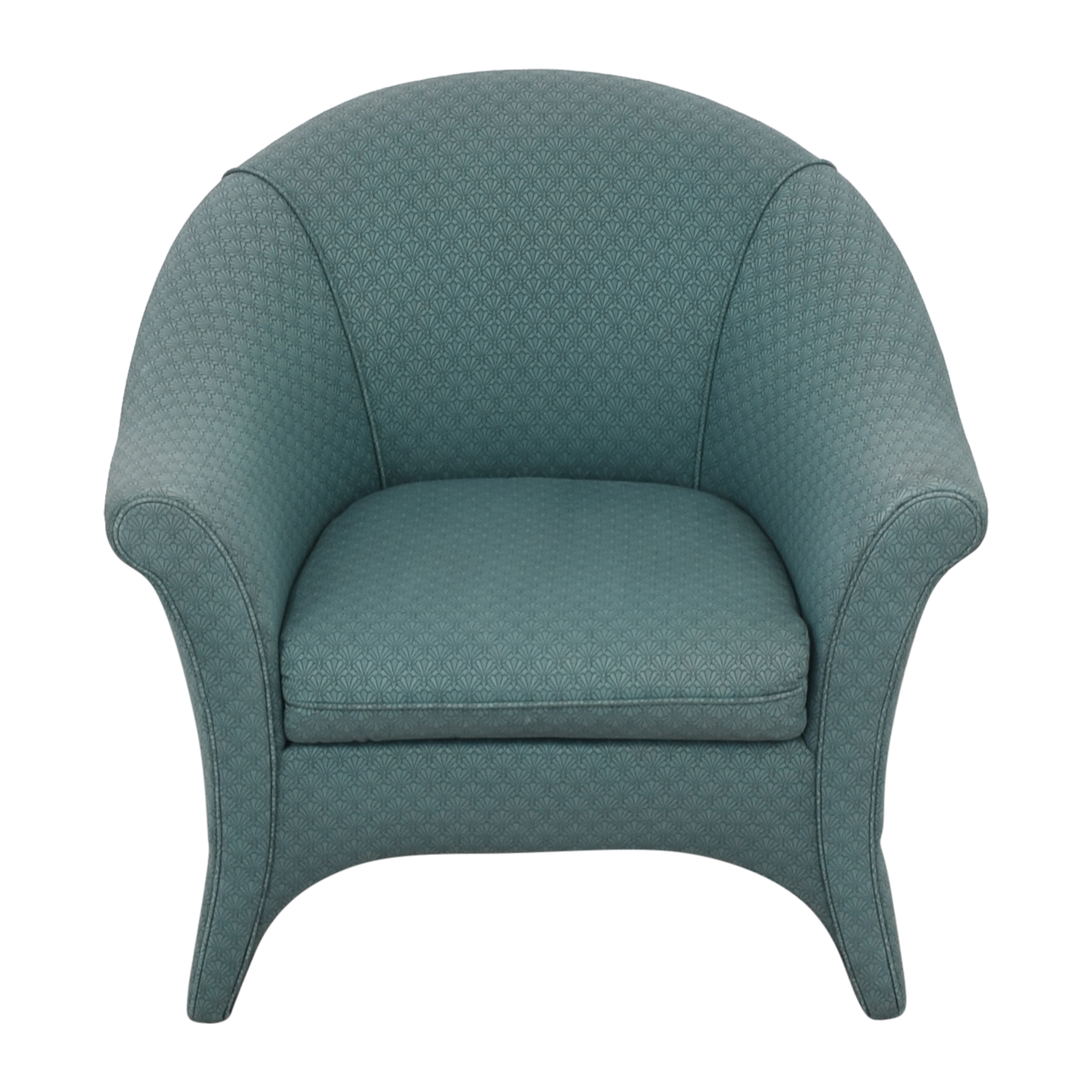 Crate & Barrel Crate & Barrel Upholstered Armchair Chairs