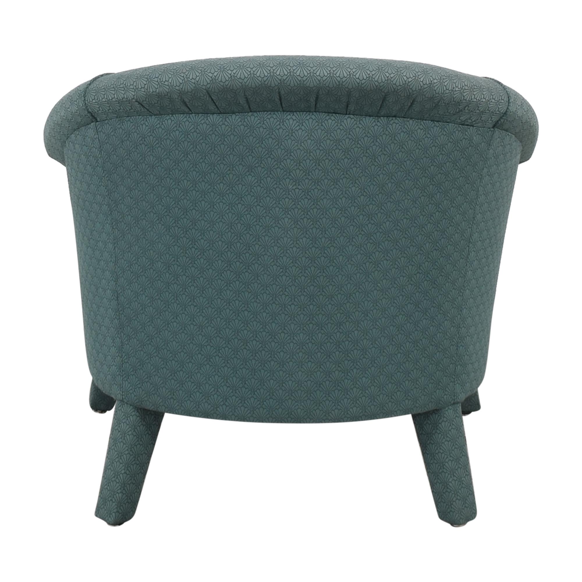 Crate & Barrel Crate & Barrel Upholstered Armchair dimensions