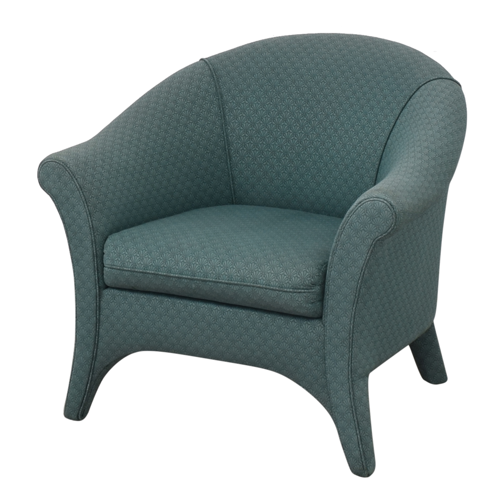 Crate & Barrel Crate & Barrel Upholstered Armchair used