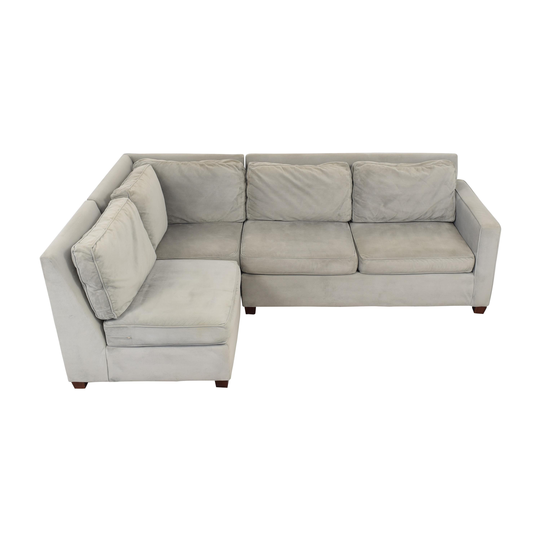 shop West Elm West Elm Henry Sectional Sofa online