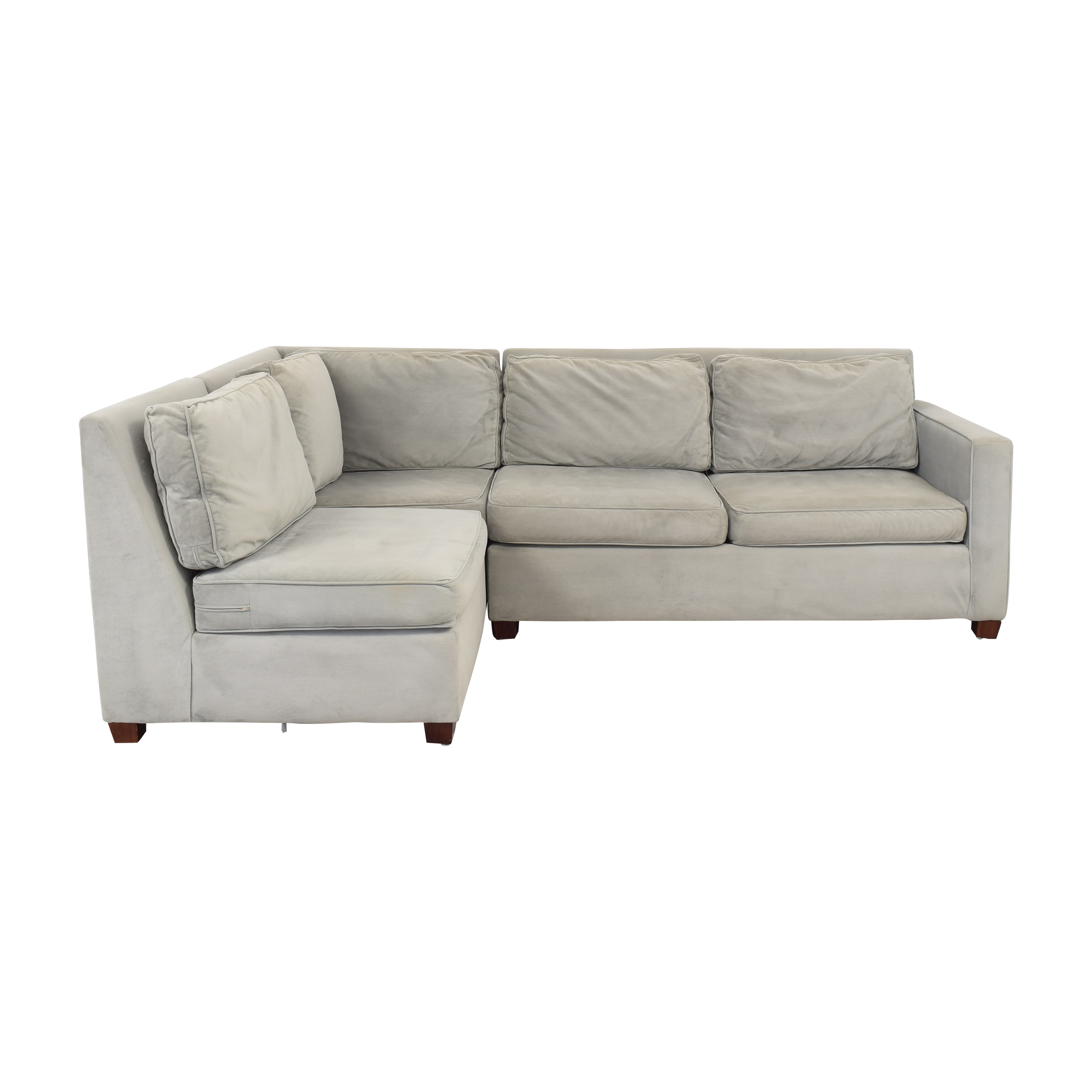 West Elm West Elm Henry Sectional Sofa pa