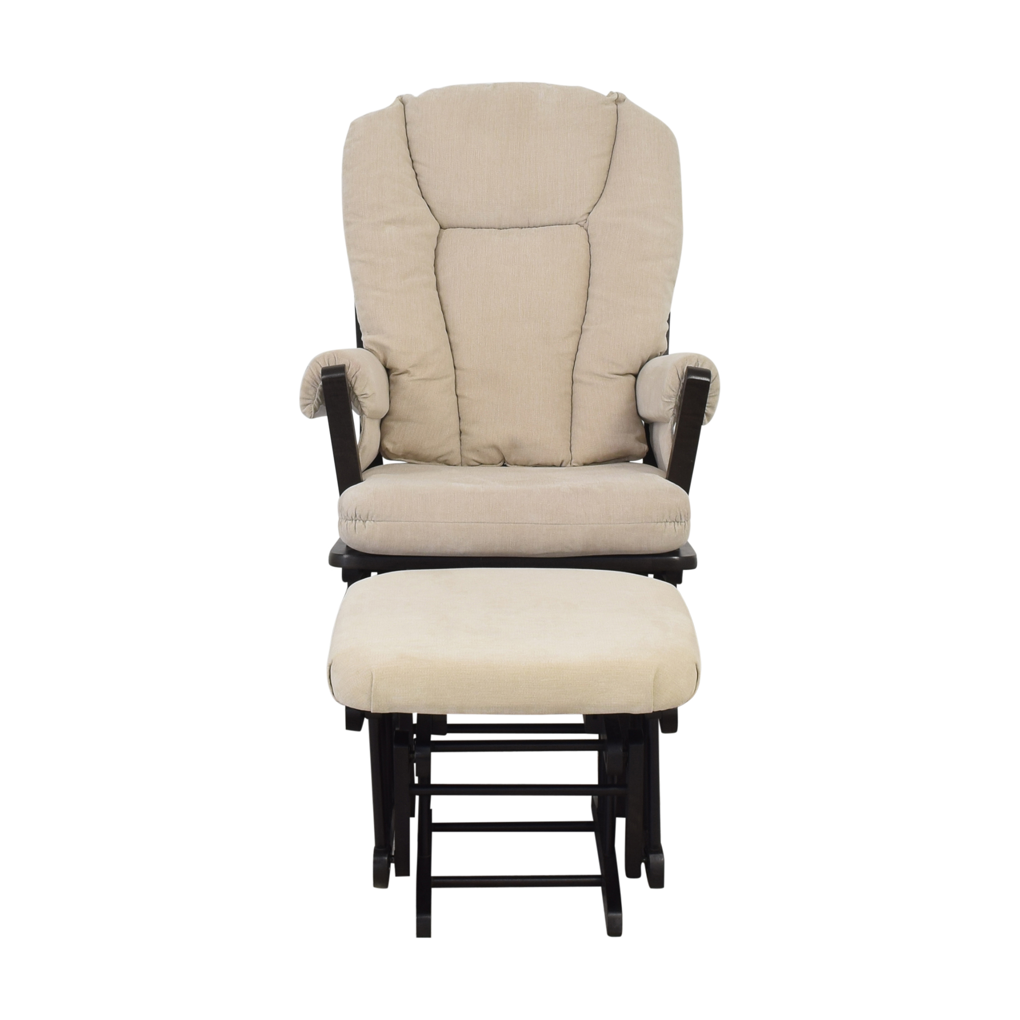 Dutailier Dutalier Rocking Chair and Ottoman Chairs