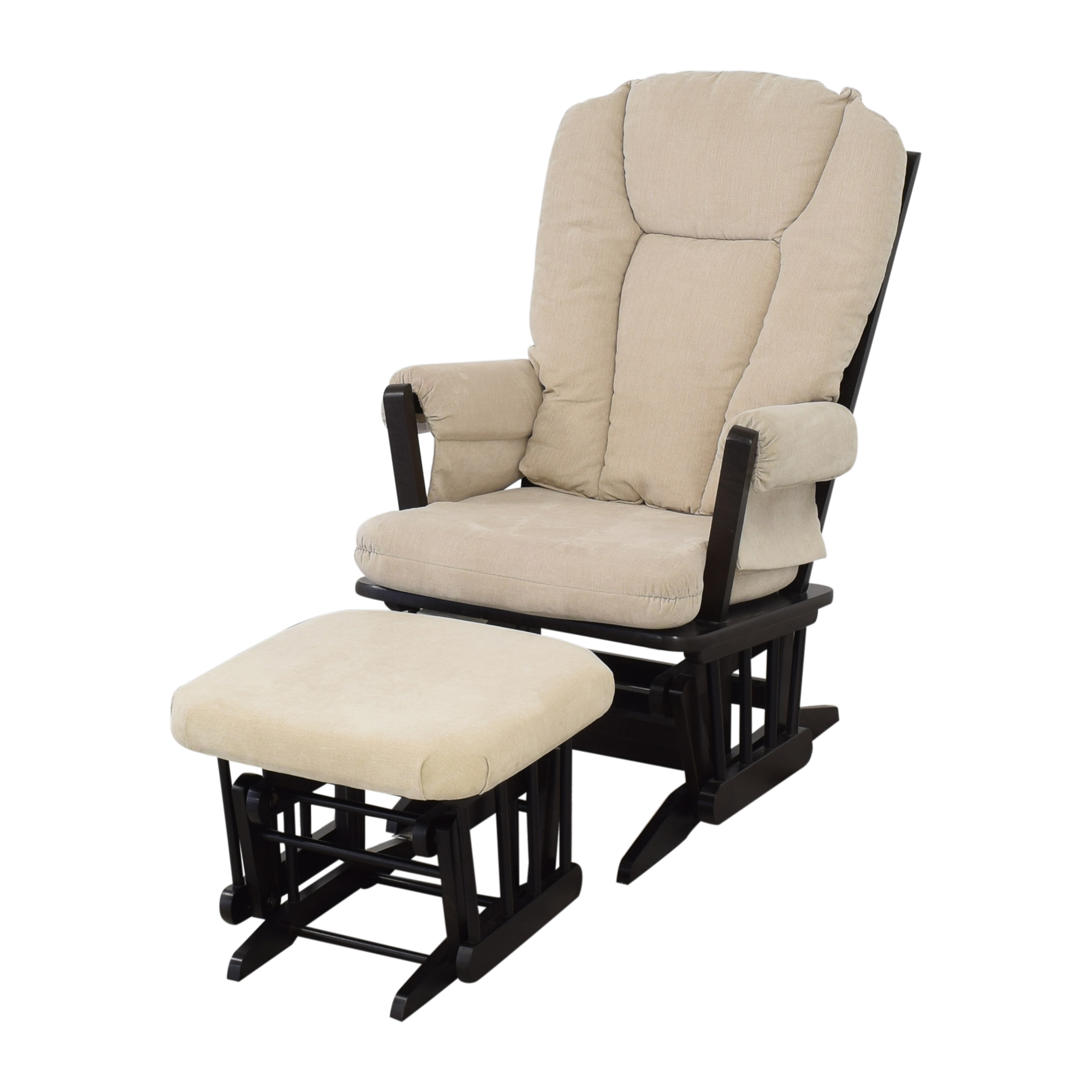 shop Dutalier Rocking Chair and Ottoman Dutailier Accent Chairs