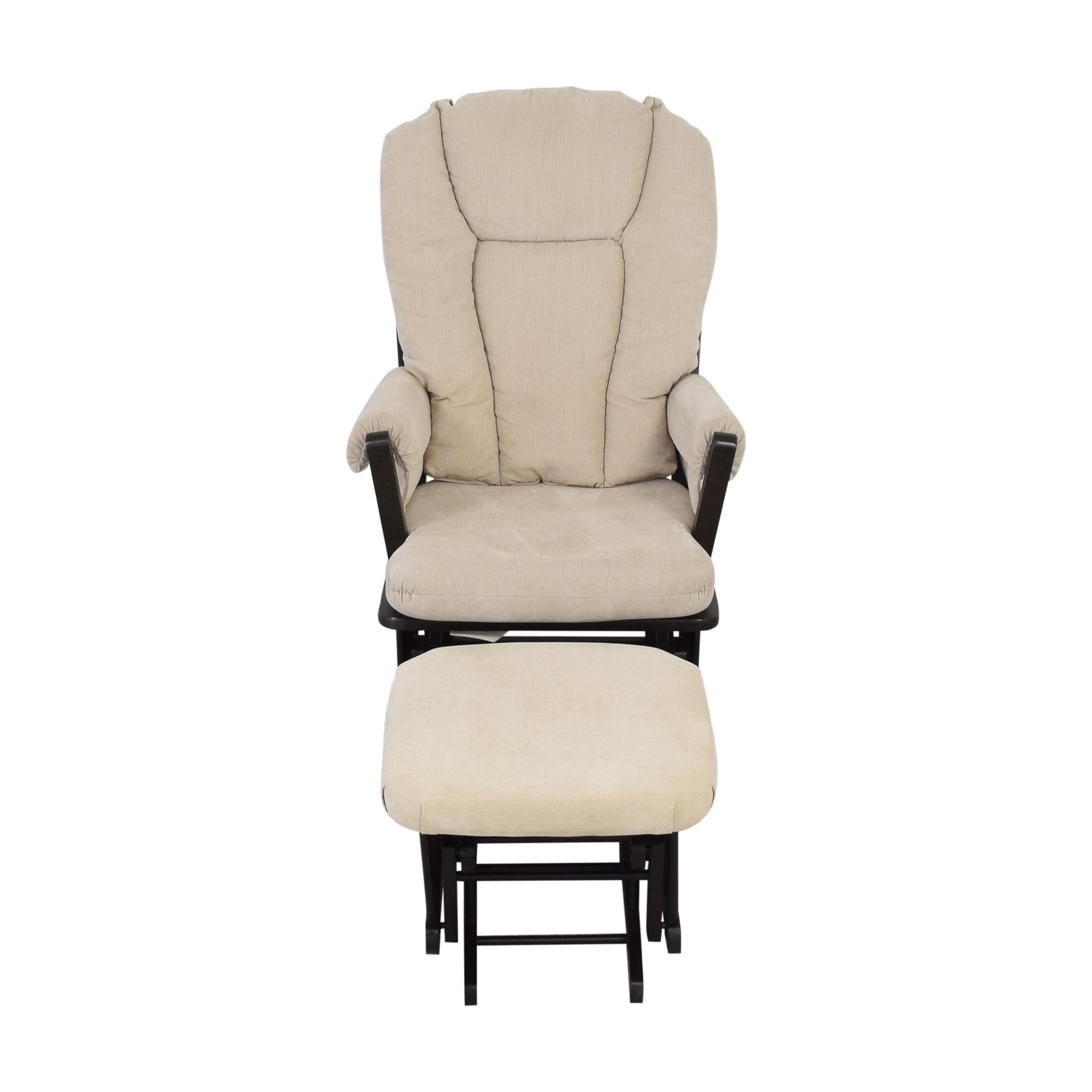 Dutailier Dutalier Rocking Chair and Ottoman discount