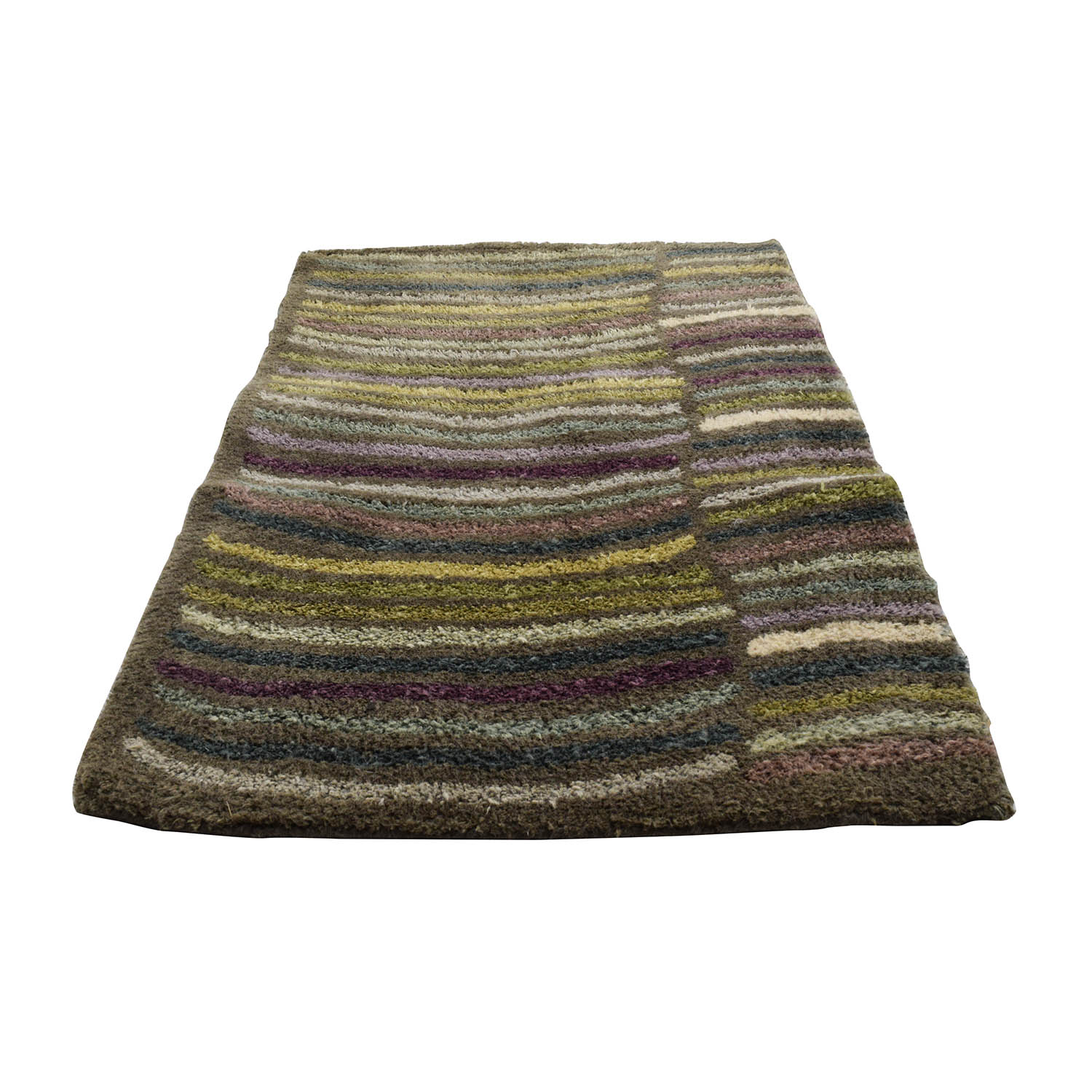 Crate & Barrel Wool Tilda Rug Crate and Barrel