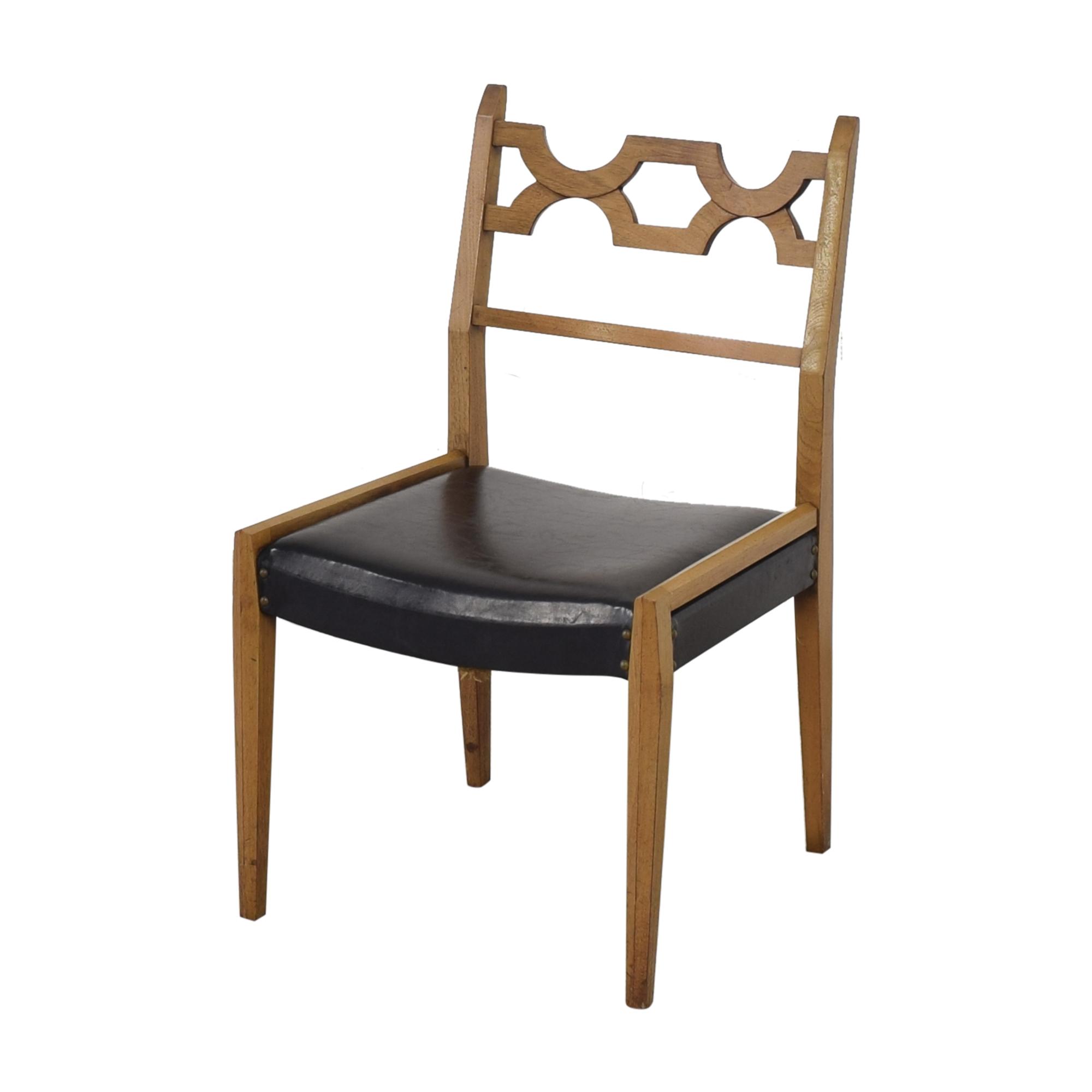 John Stuart Inc. John Stuart Mid-Century Dining Chairs ct