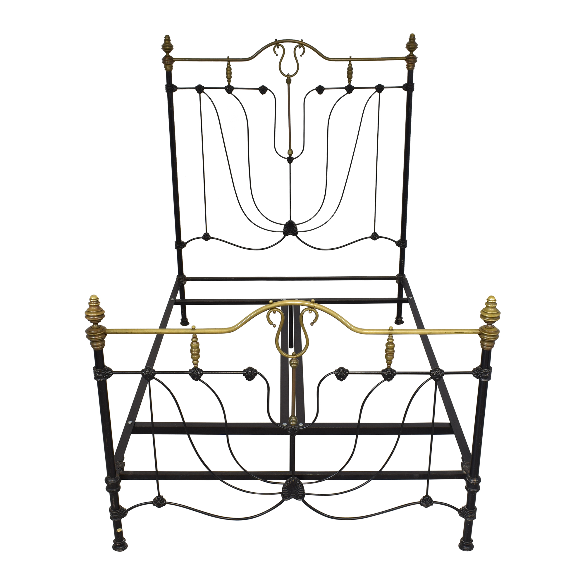 shop Charles P Rogers Full Bed Charles P. Rogers Bed Frames