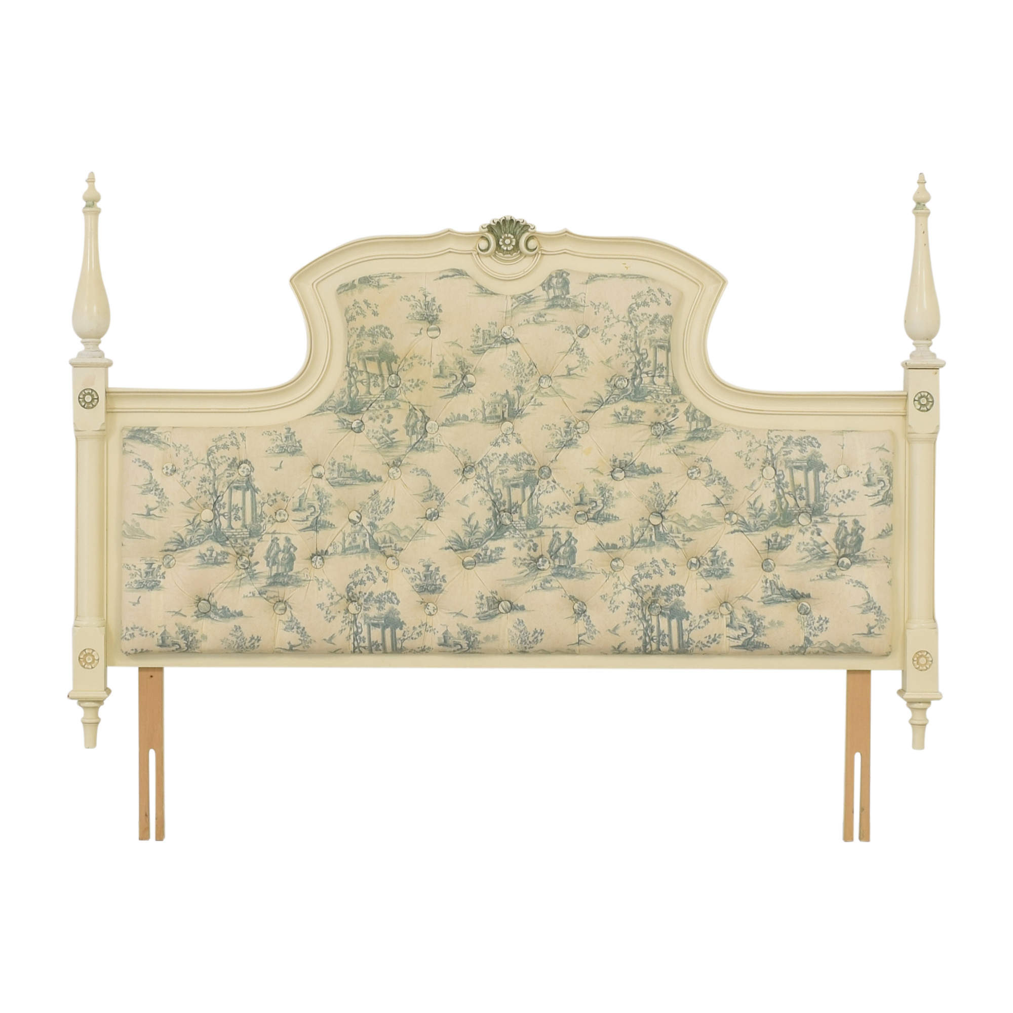 Vintage Tufted Headboard ct