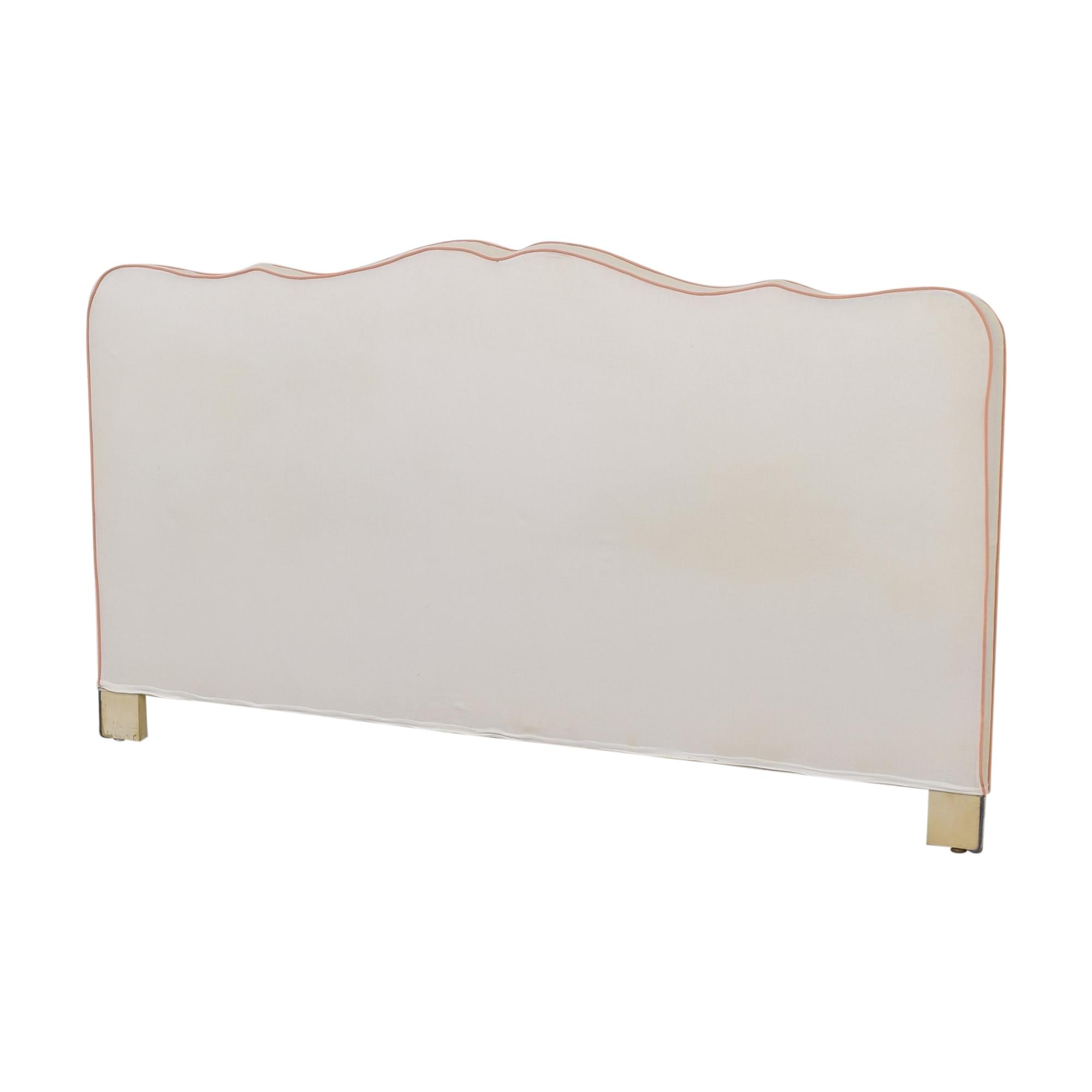 Upholstered Headboard used