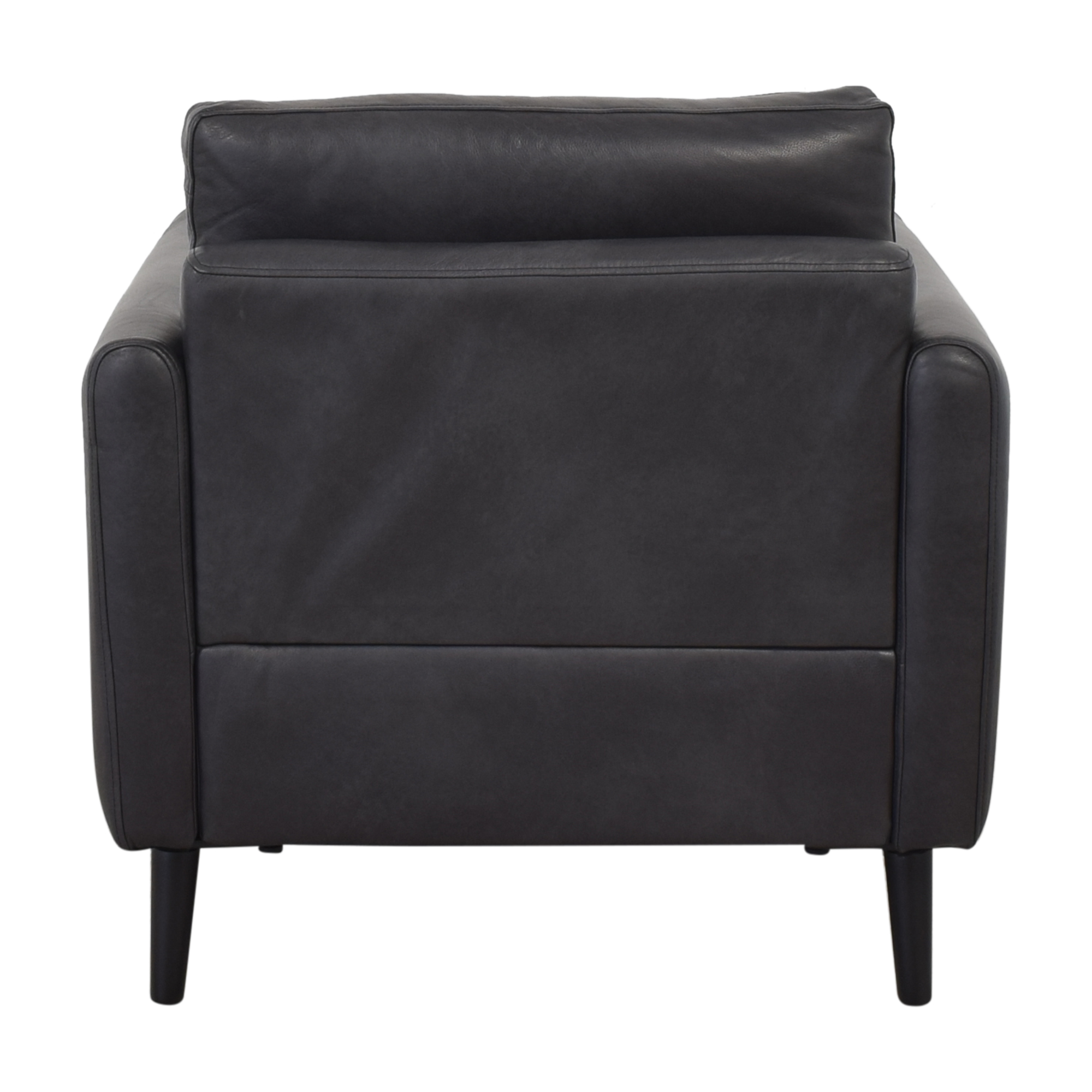 buy Burrow Burrow Arch Nomad Club Chair with Ottoman online