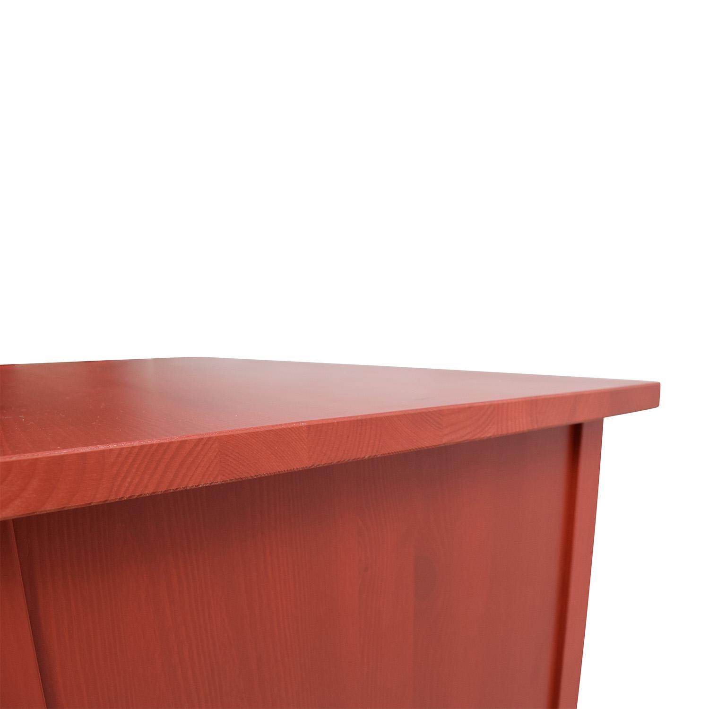 shop IKEA IKEA Red Hemnes 3 Drawer Dresser online. 50  OFF   IKEA IKEA Red Hemnes 3 Drawer Dresser   Storage
