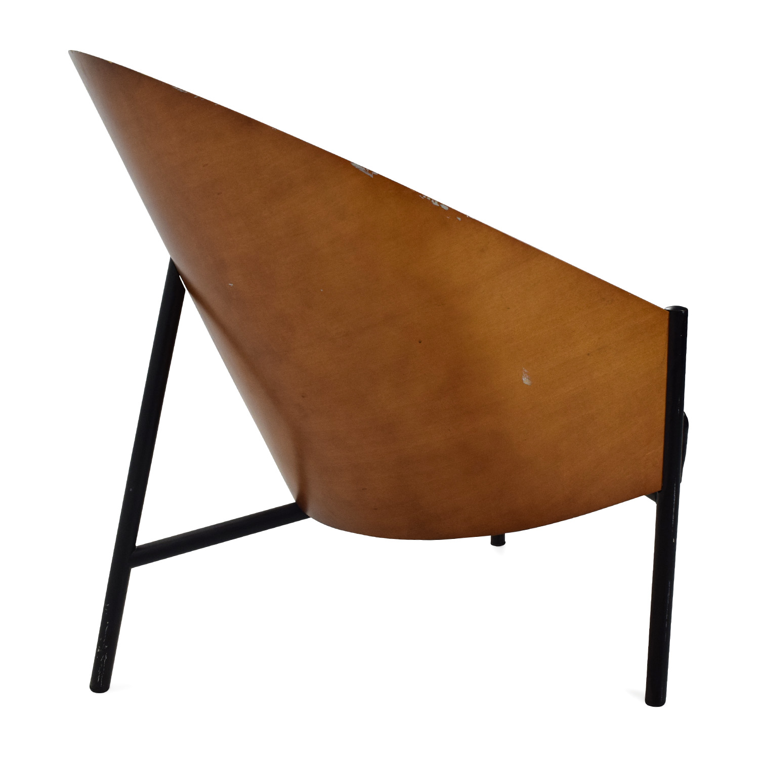 ... Vintage Wooden 3 Leg Chair ...