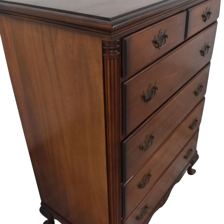 Kling Kling Six Drawer Dresser Storage