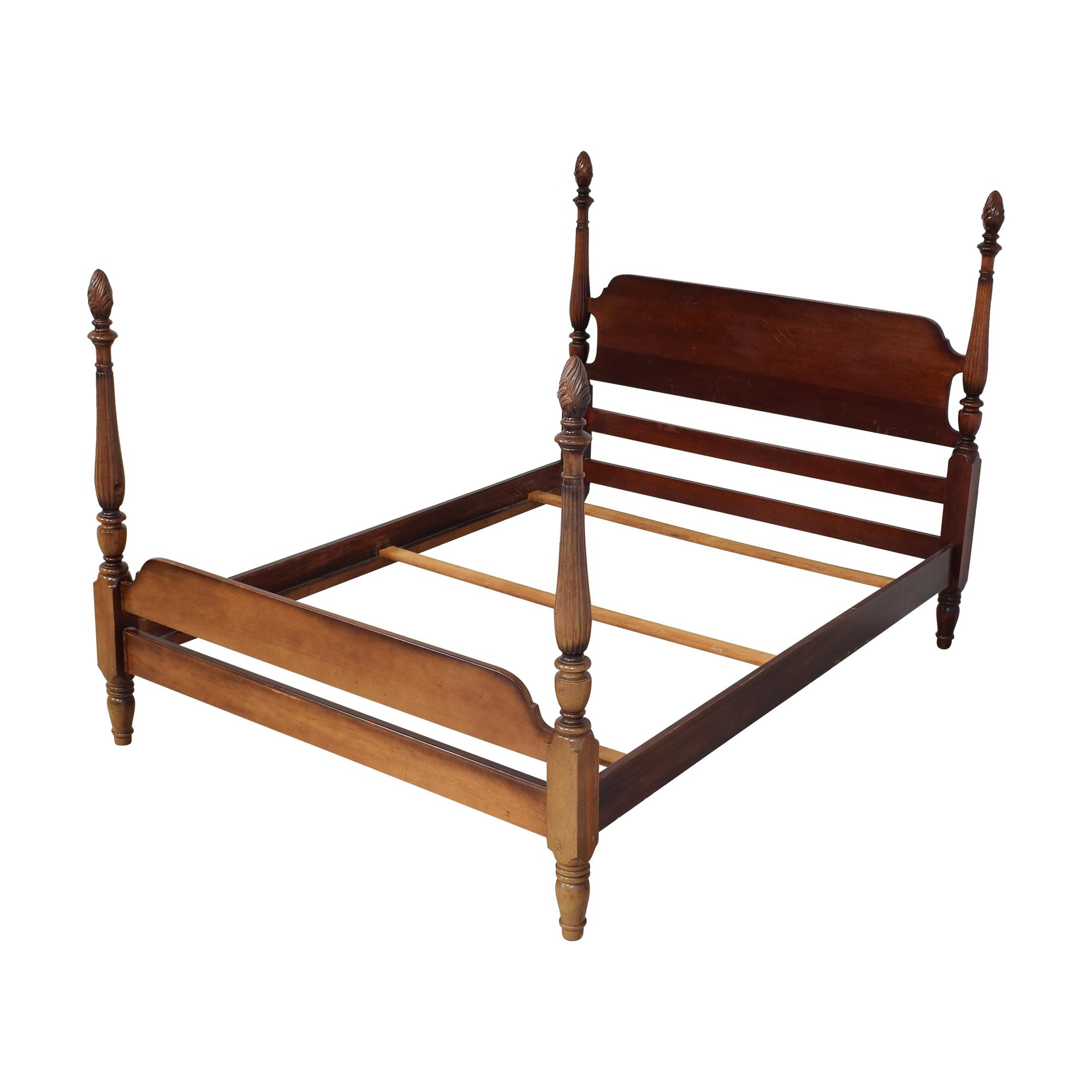 Kling Kling Four Post Full Bed Beds