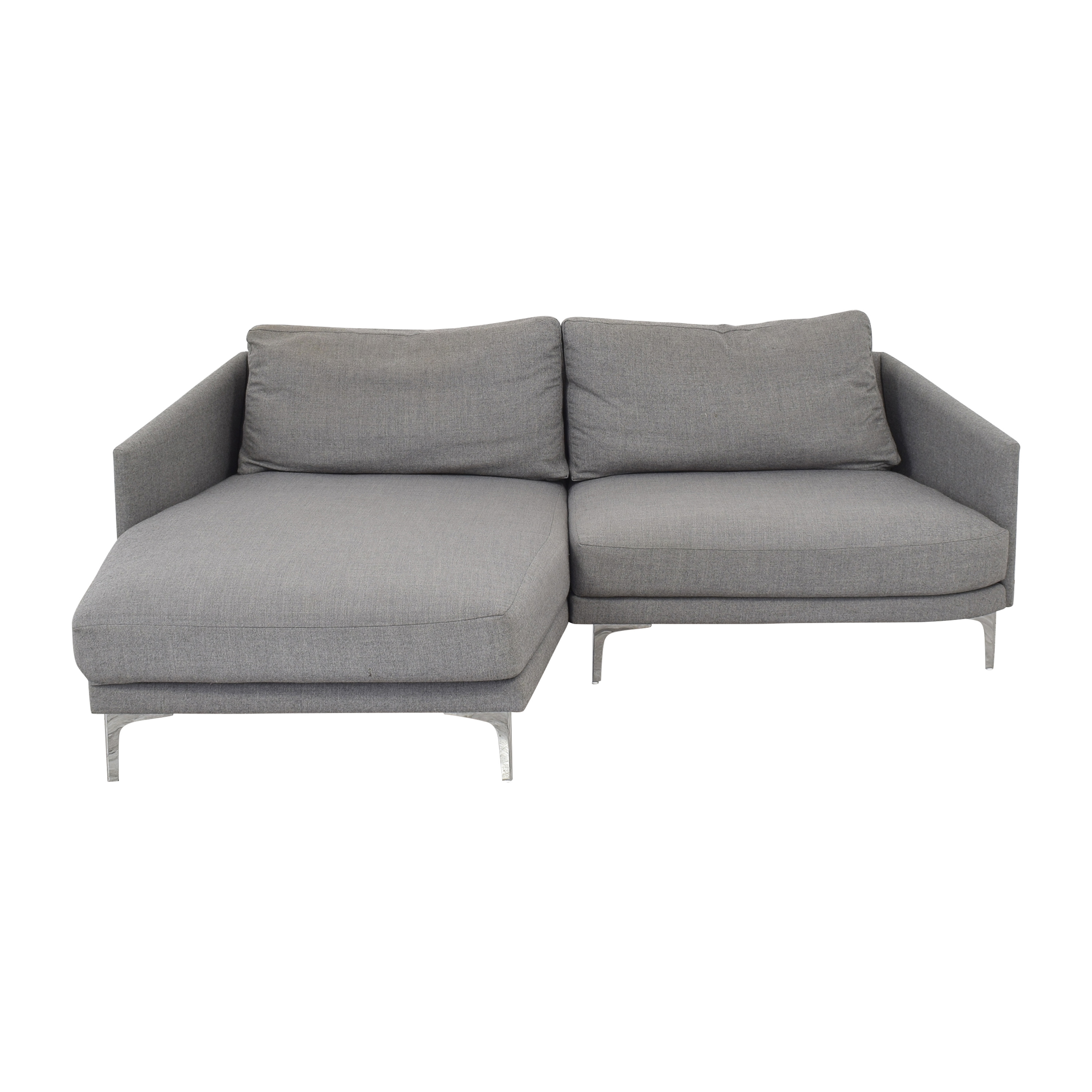 Design Within Reach Design Within Reach Camber Sectional Sofa discount