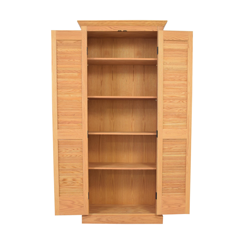shop  Custom Louvered Door Cabinet online
