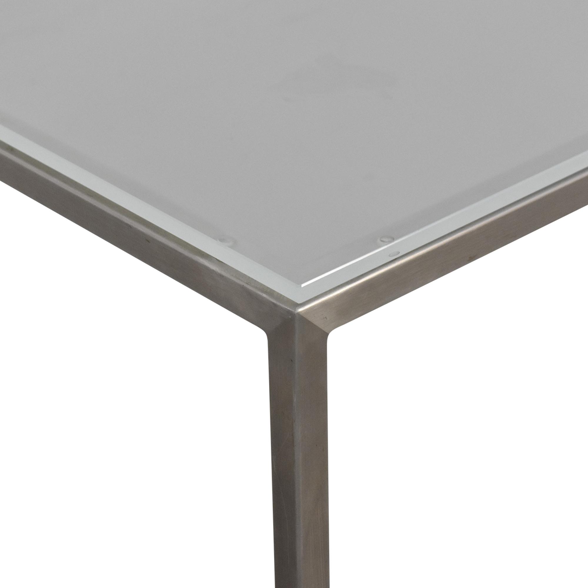shop Room & Board Portica Coffee Table Room & Board Tables