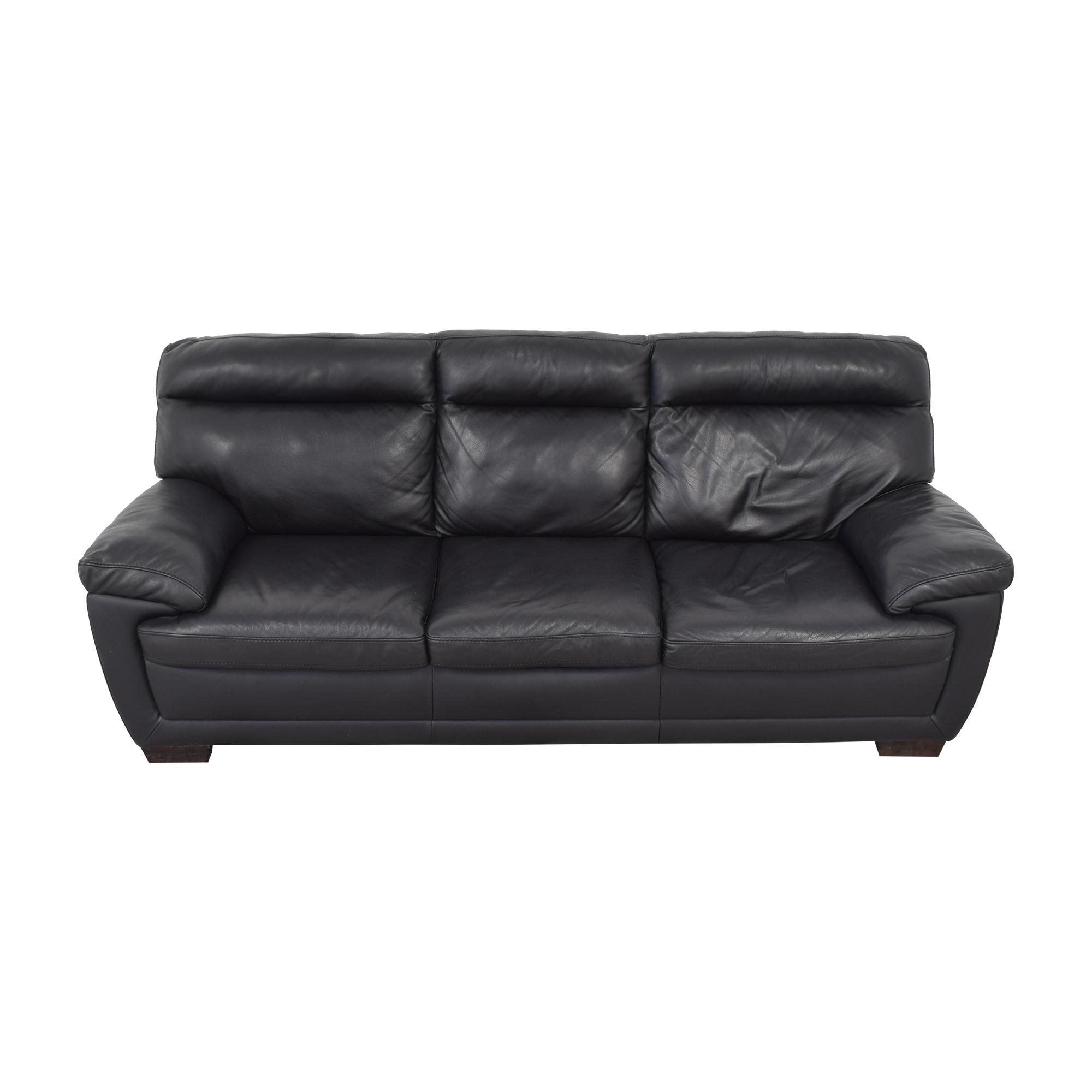 Macy's Three Cushion Sofa sale