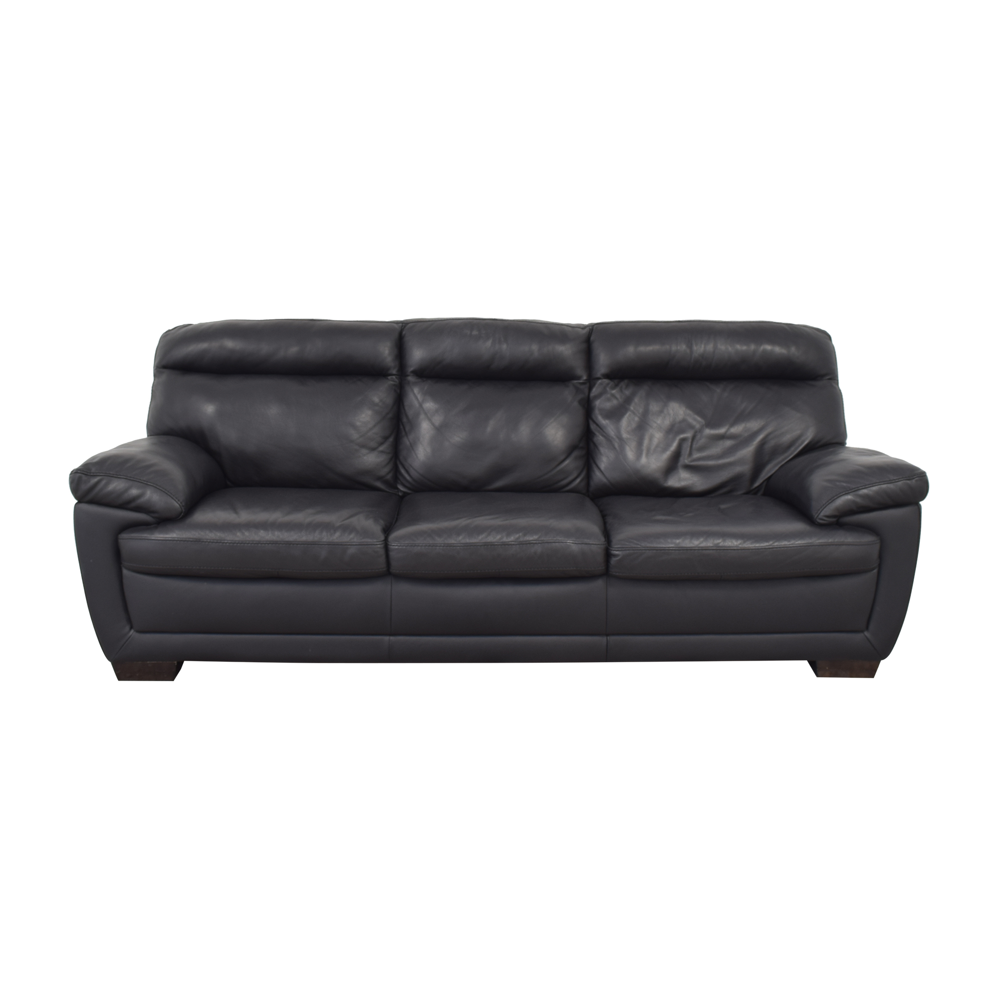 Macy's Macy's Three Cushion Sofa nj