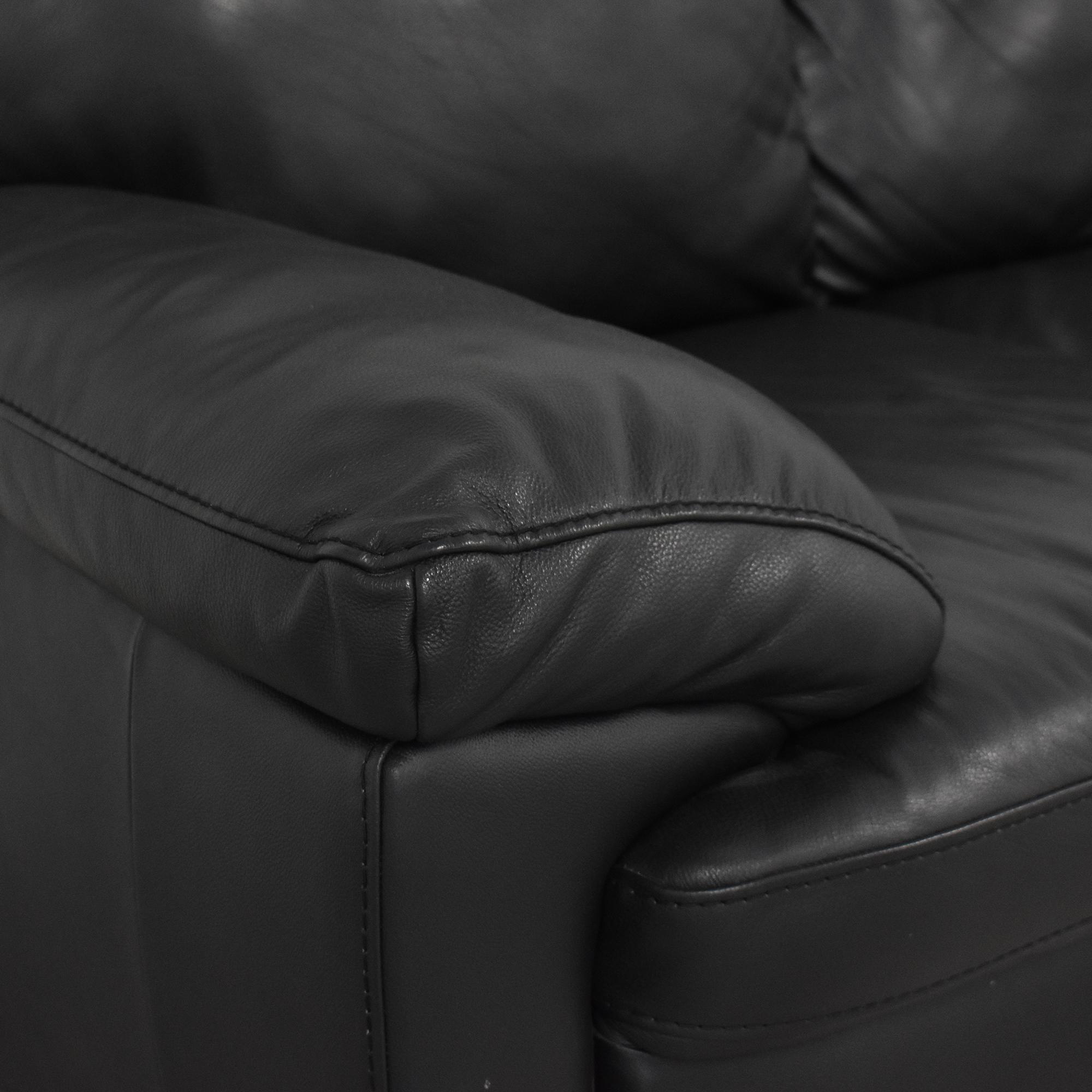 Macy's Three Cushion Sofa / Classic Sofas