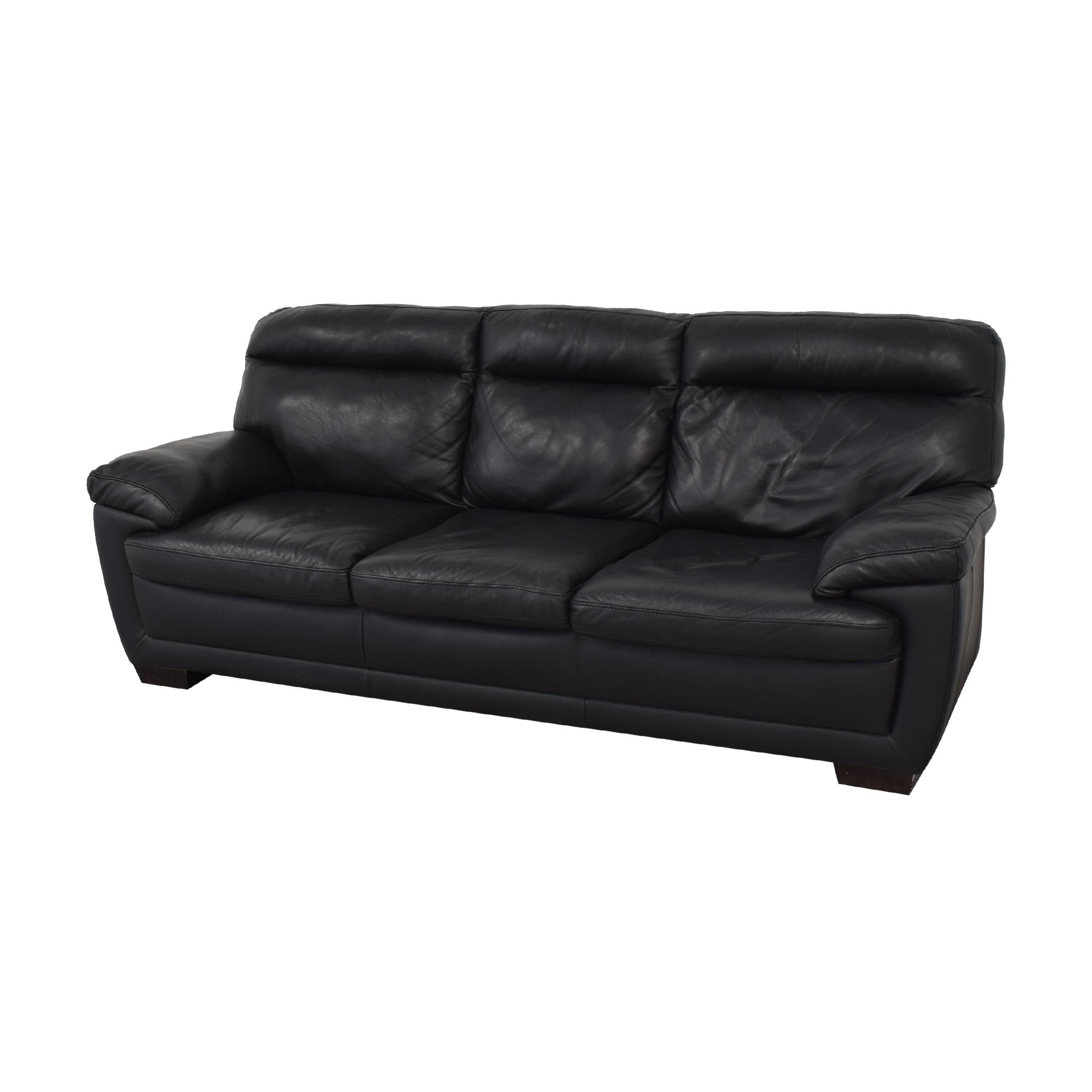 Macy's Macy's Three Cushion Sofa discount