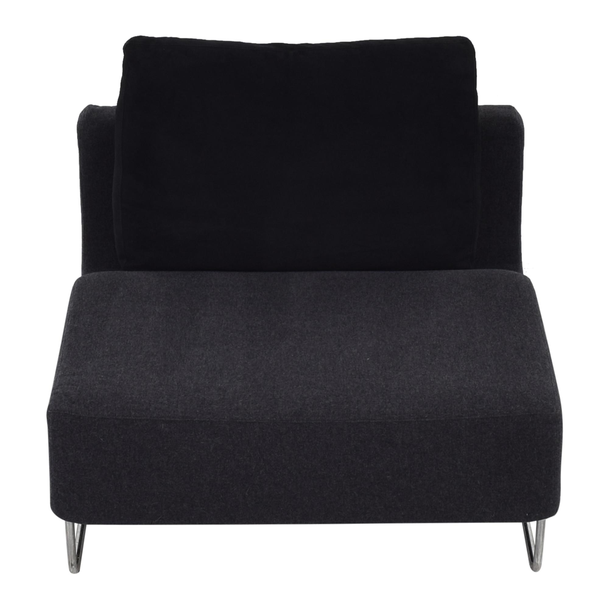 Bensen Bensen Canyon Lounge Chair black
