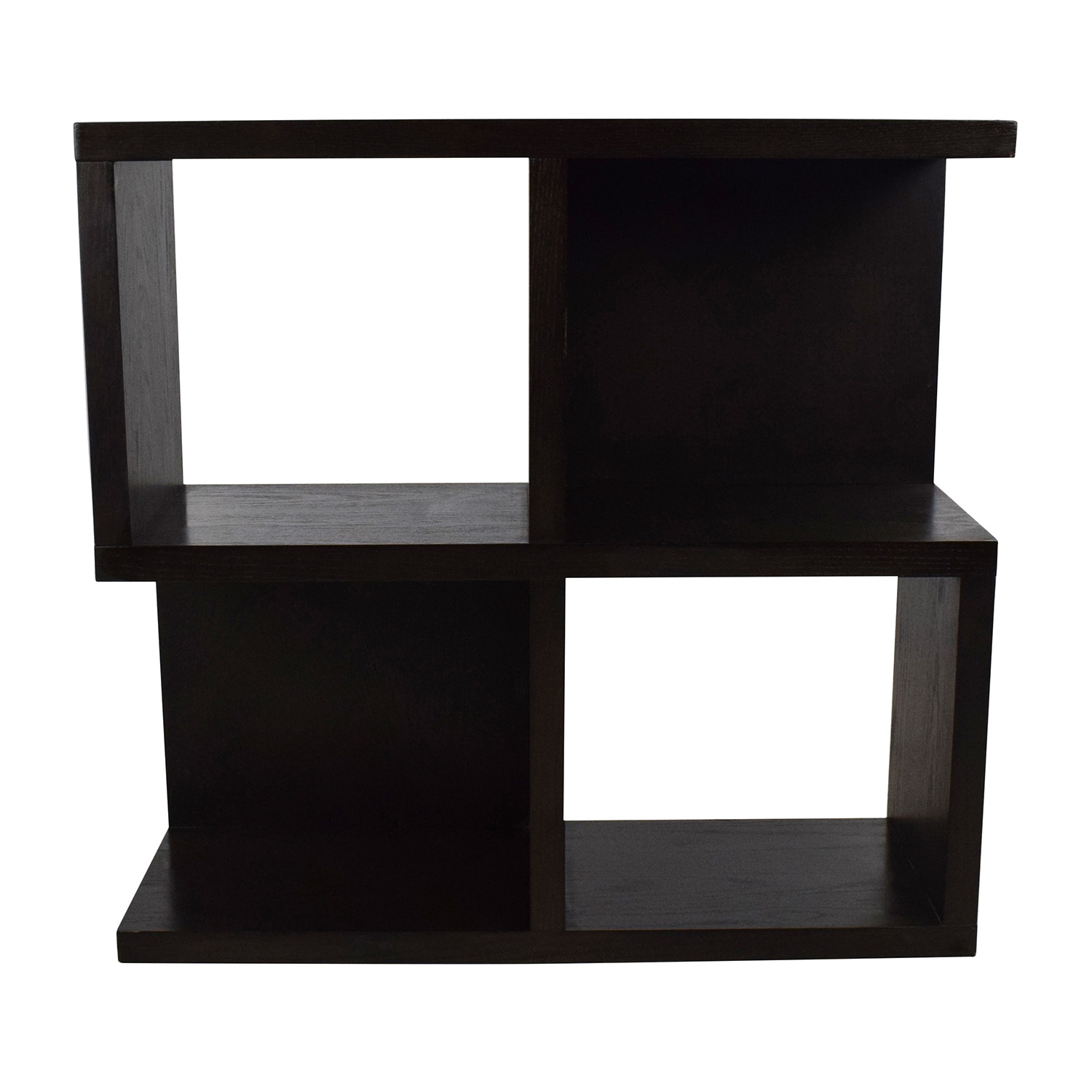West Elm West Elm Cubic Checkers Bookcase price