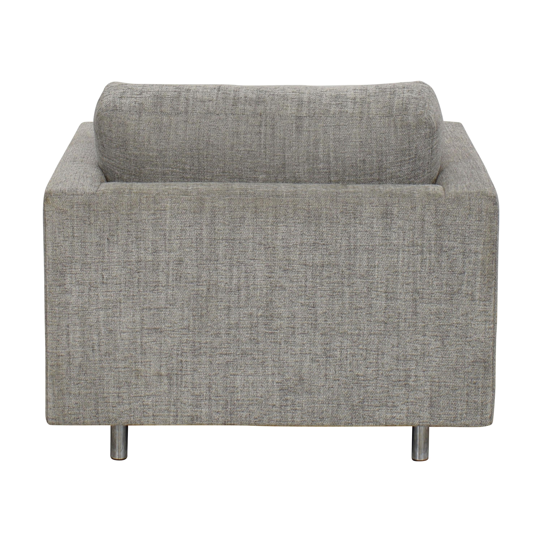 Knoll Knoll D'Urso Contract Lounge Chair nj