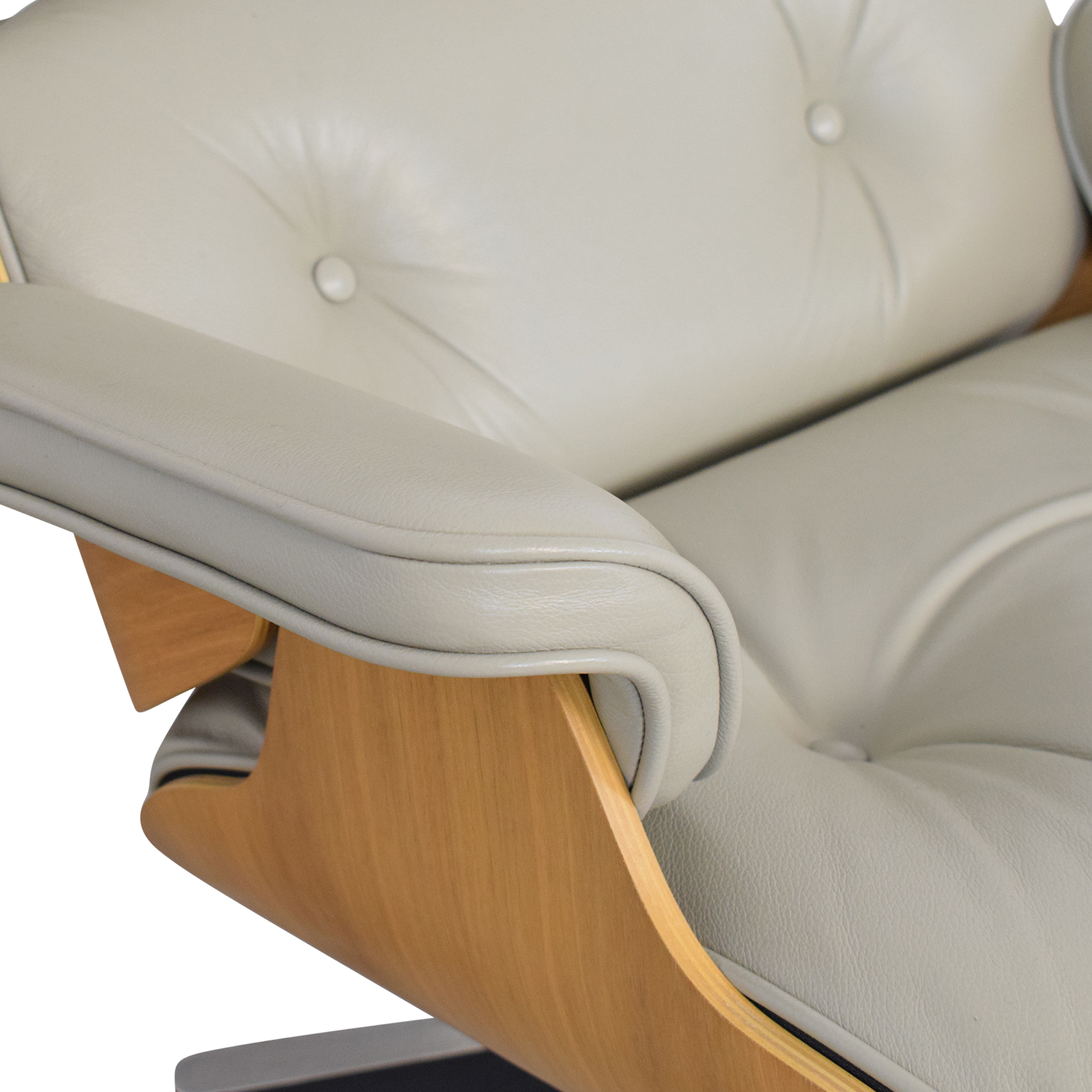 Herman Miller Herman Miller Eames Lounge Chair and Ottoman