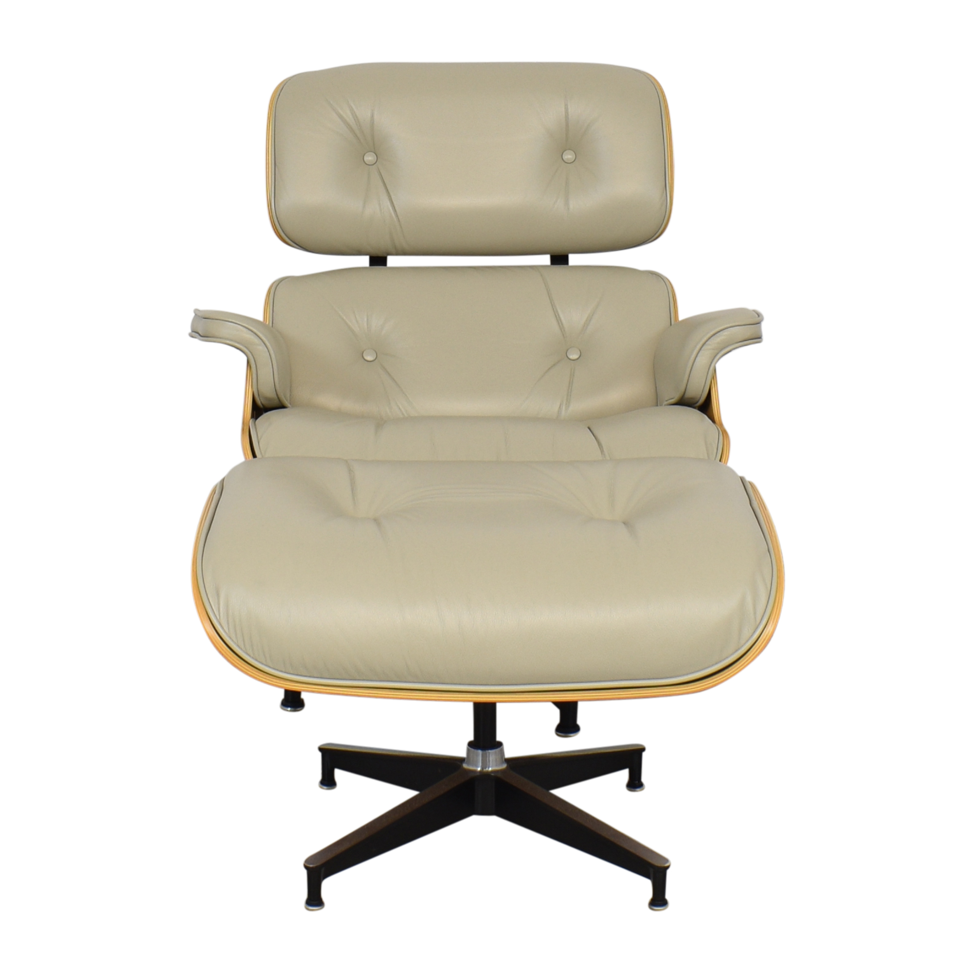 shop Herman Miller Herman Miller Eames Lounge Chair and Ottoman online