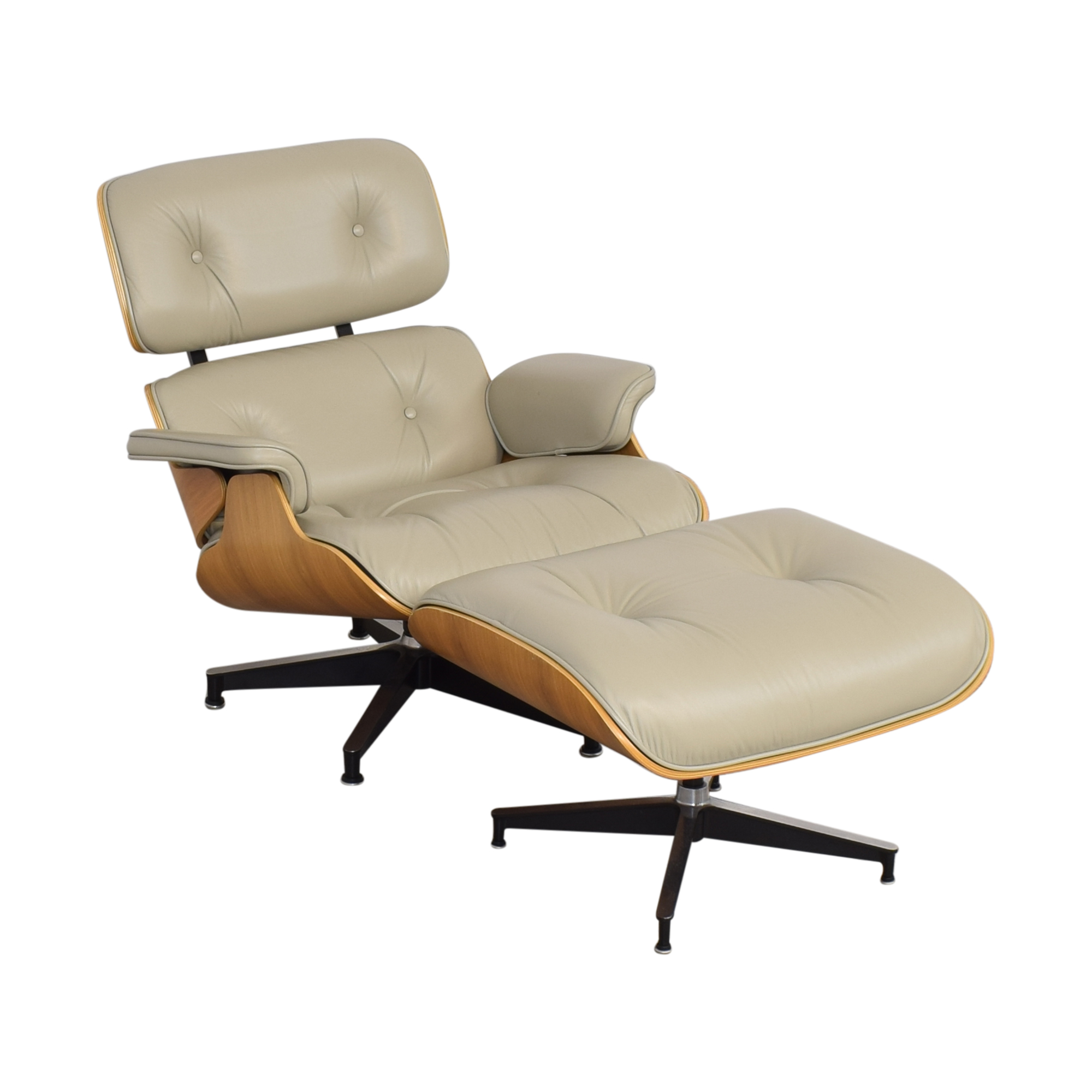 Herman Miller Herman Miller Eames Lounge Chair and Ottoman ct