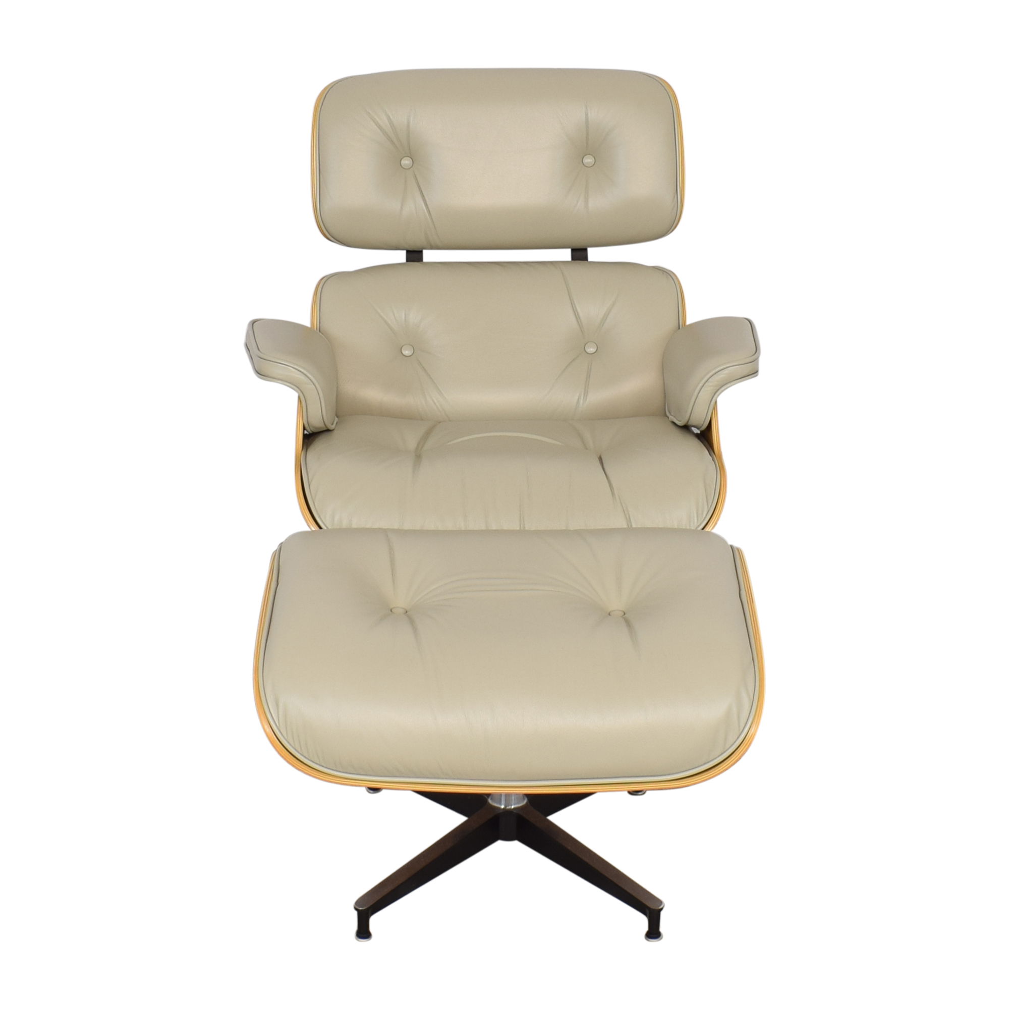 buy Herman Miller Eames Lounge Chair and Ottoman Herman Miller