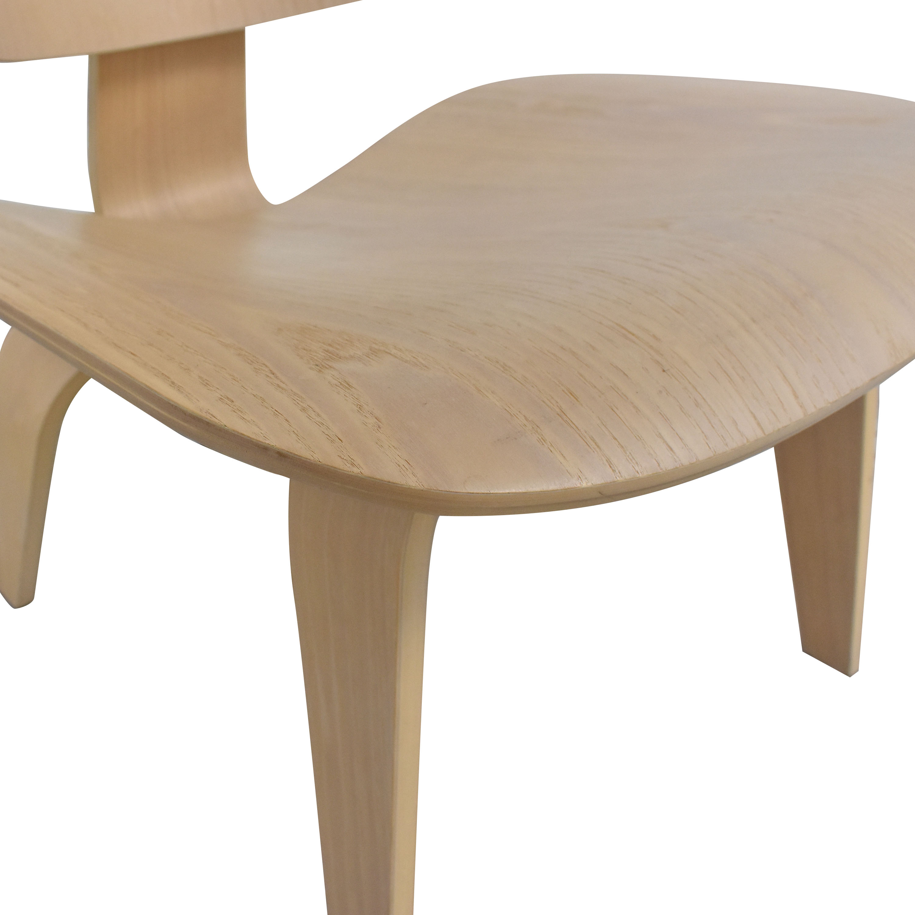 shop Herman Miller Eames Office Molded Plywood Lounge Chair Herman Miller Chairs