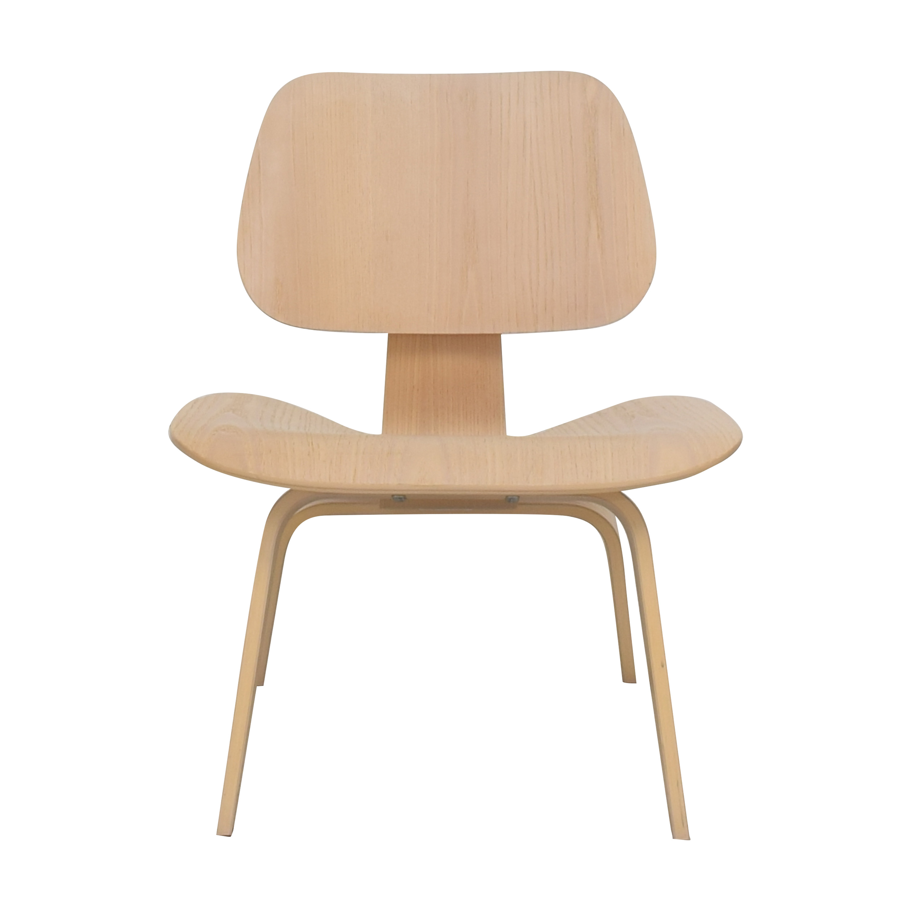 Herman Miller Herman Miller Eames Office Molded Plywood Lounge Chair Accent Chairs