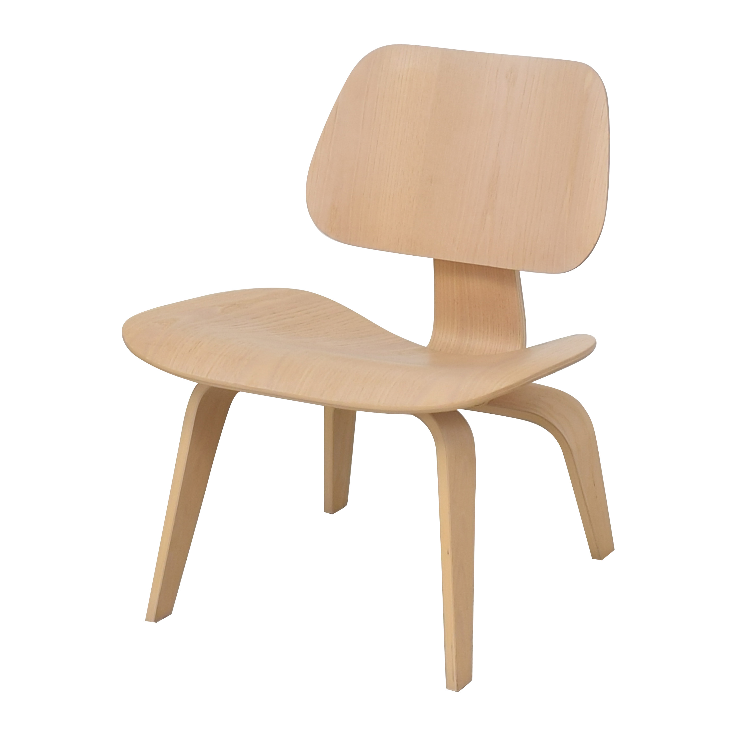 Herman Miller Herman Miller Eames Office Molded Plywood Lounge Chair on sale