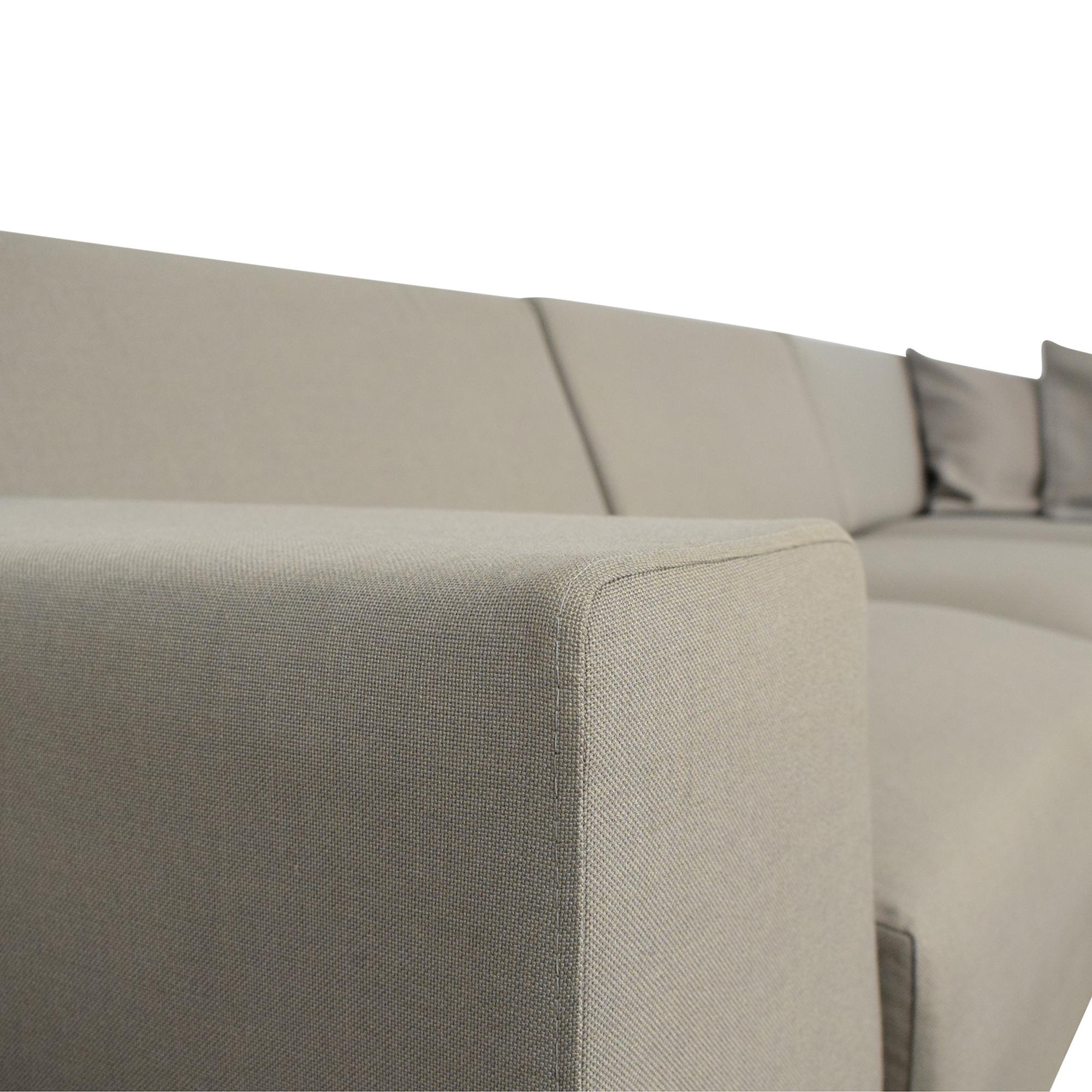 Lazzoni Lazzoni Bikom Modular Sectional Sofa ct