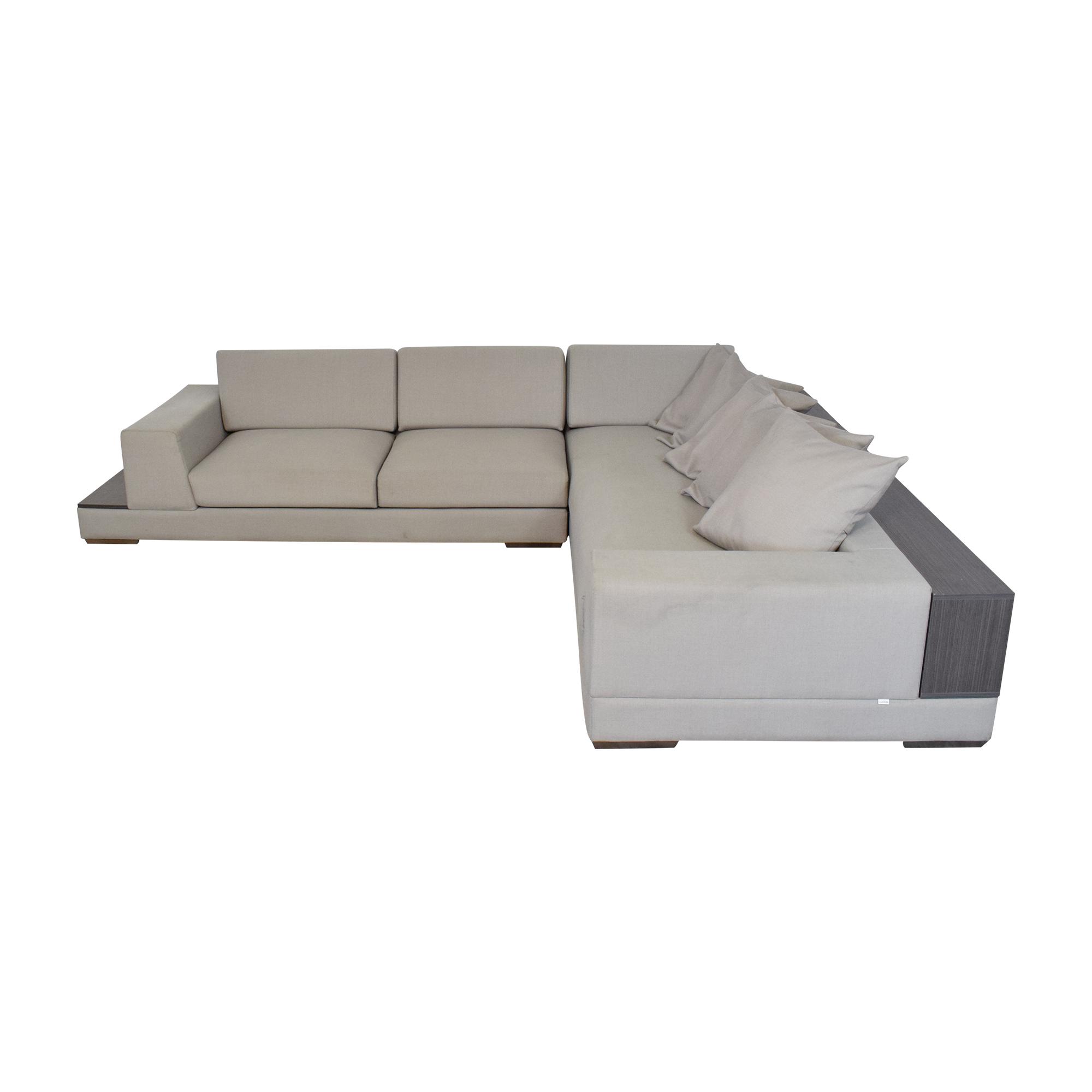Lazzoni Lazzoni Bikom Modular Sectional Sofa nyc