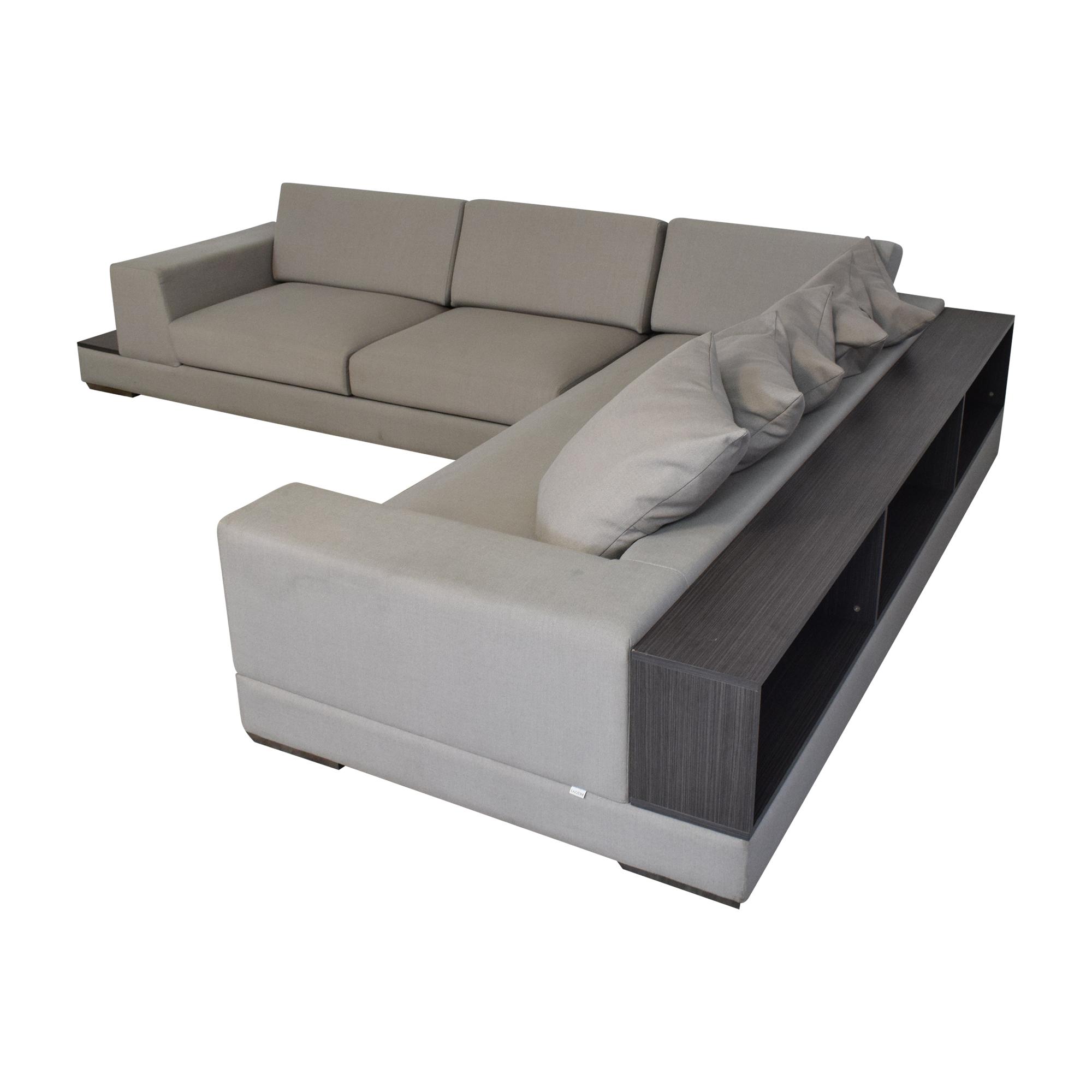 Lazzoni Lazzoni Bikom Modular Sectional Sofa Sofas
