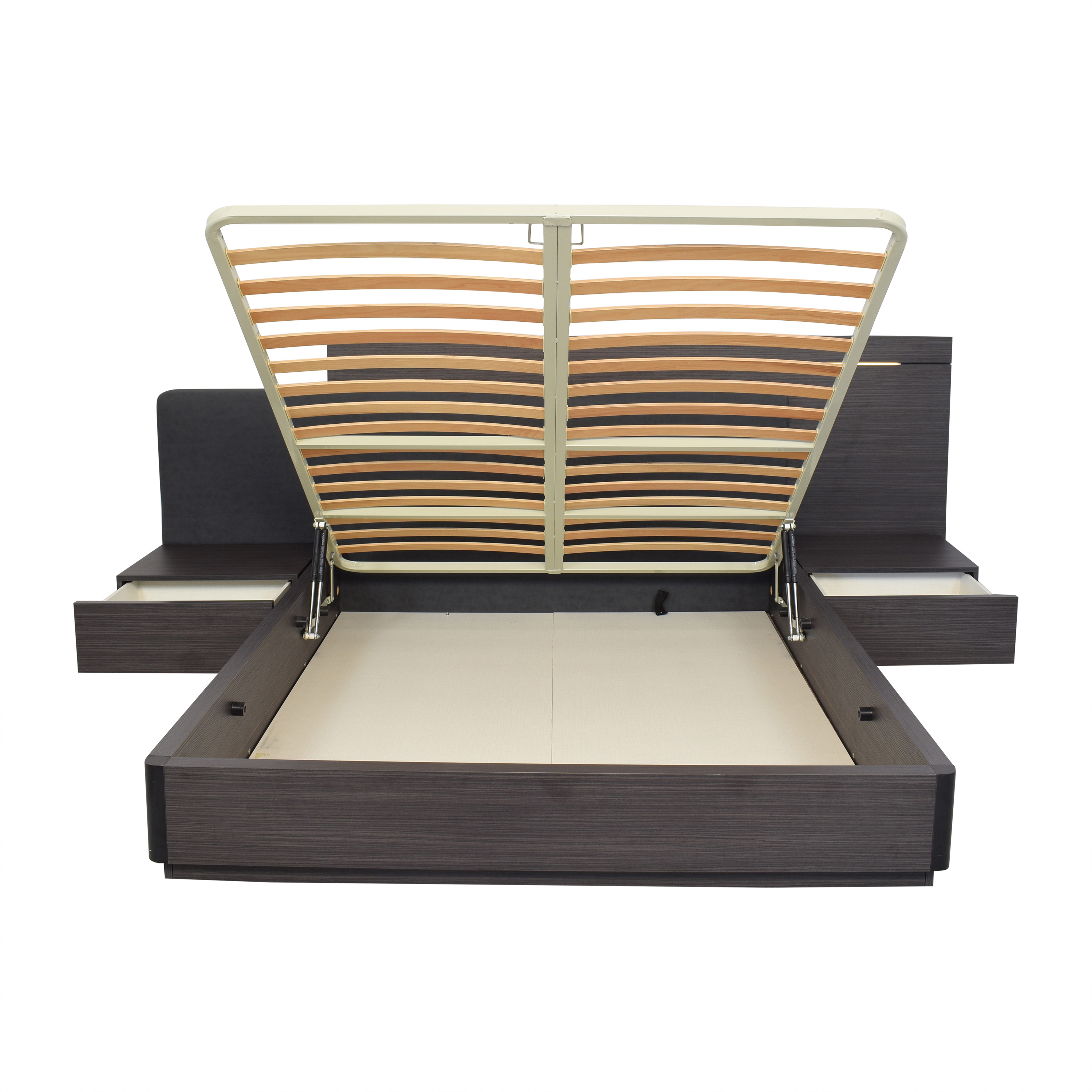 buy Lazzoni Double Queen Storage Bed Lazzoni Beds